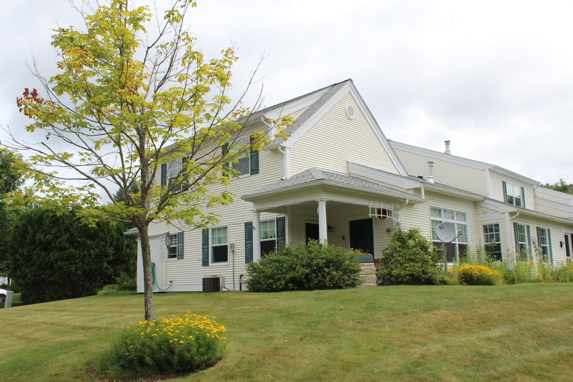 Condominium for Sale at 2 Arbor Court, Unit A4 A4, Lebanon 2 N Arbor Court, Unit A4 A4 Lebanon, New Hampshire, 03766 United States