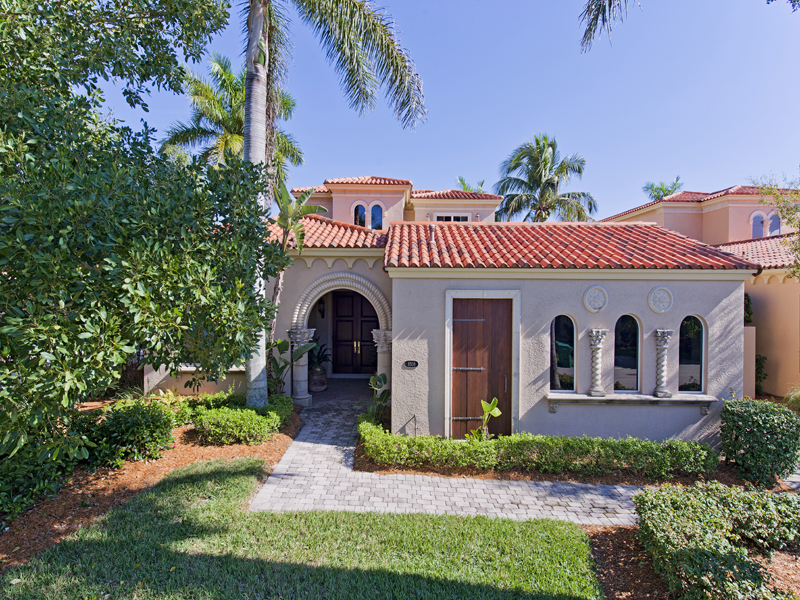 Single Family Home for Sale at FIDDLER'S CREEK - BELLAGIO 8508 Bellagio Dr, Naples, Florida 34114 United States