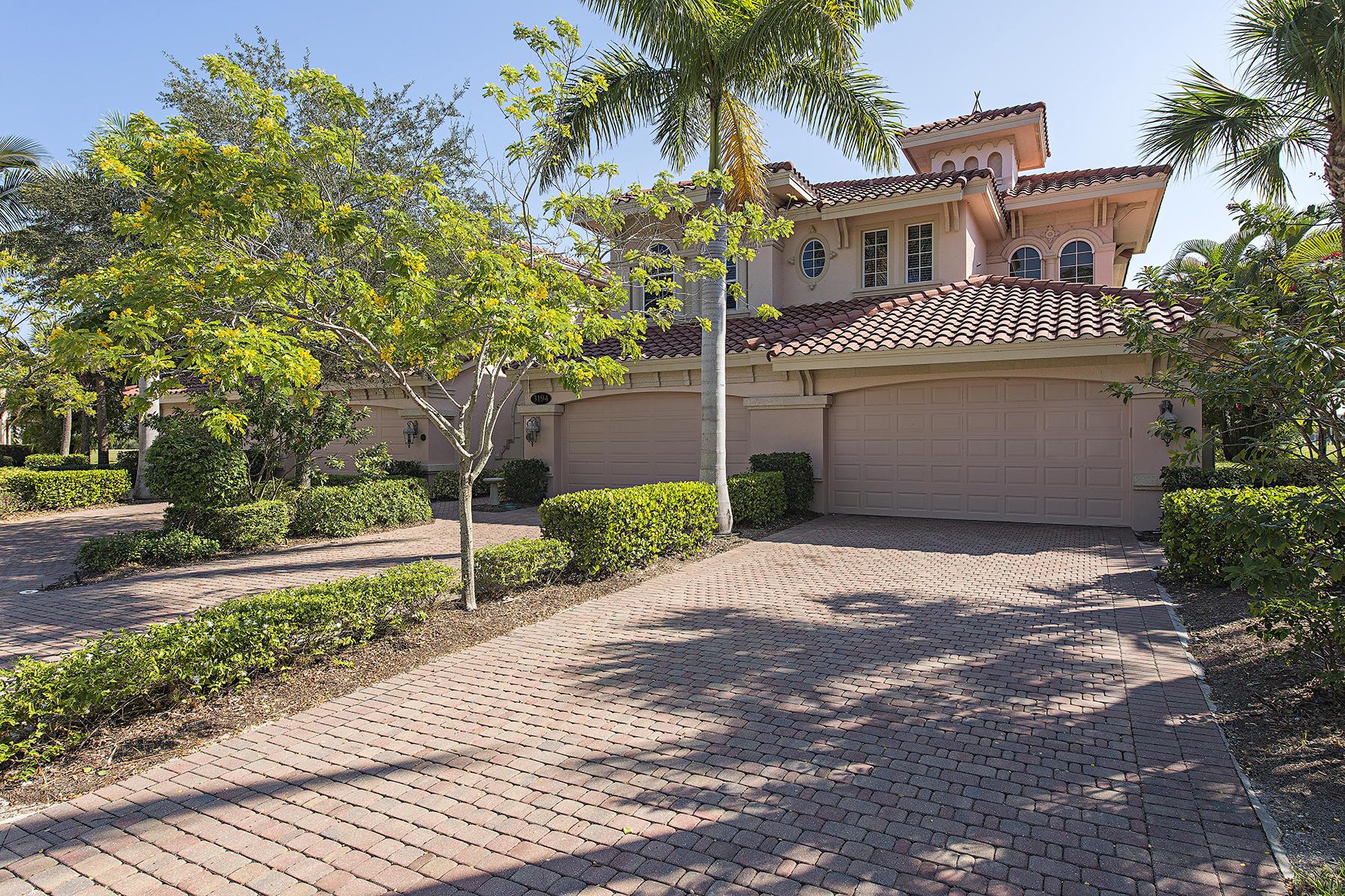 Кооперативная квартира для того Продажа на FIDDLER'S CREEK - SERENA 3194 Serenity Ct 202 Naples, Флорида 34114 Соединенные Штаты