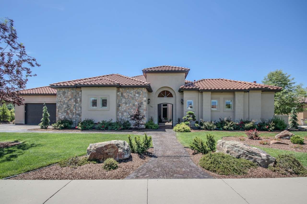 一戸建て のために 売買 アット 1387 Colline Bello, Eagle 1387 N Colline Bello Eagle, アイダホ, 83616 アメリカ合衆国
