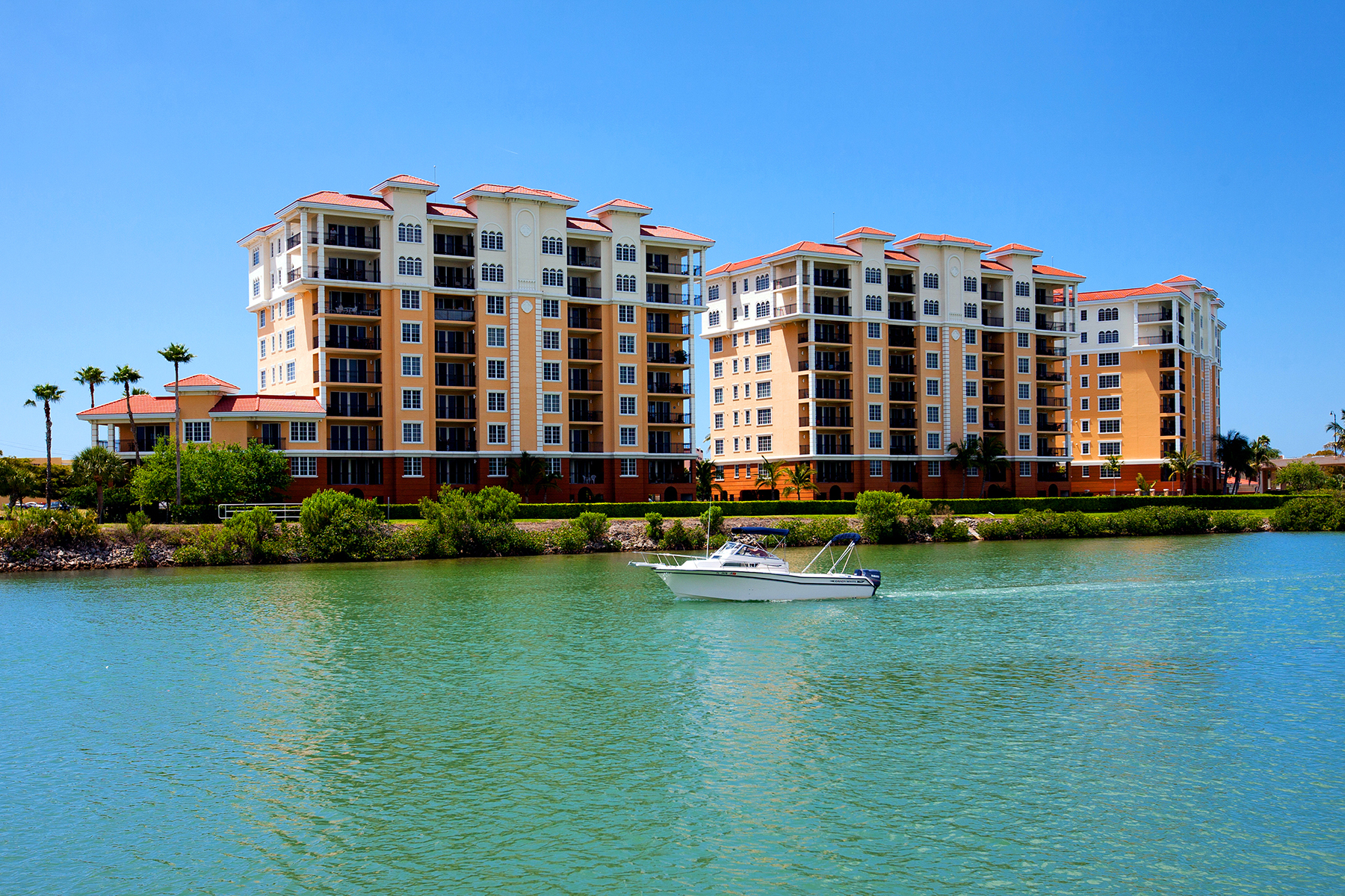 Property For Sale at WATERFRONT ON VENICE ISLAND