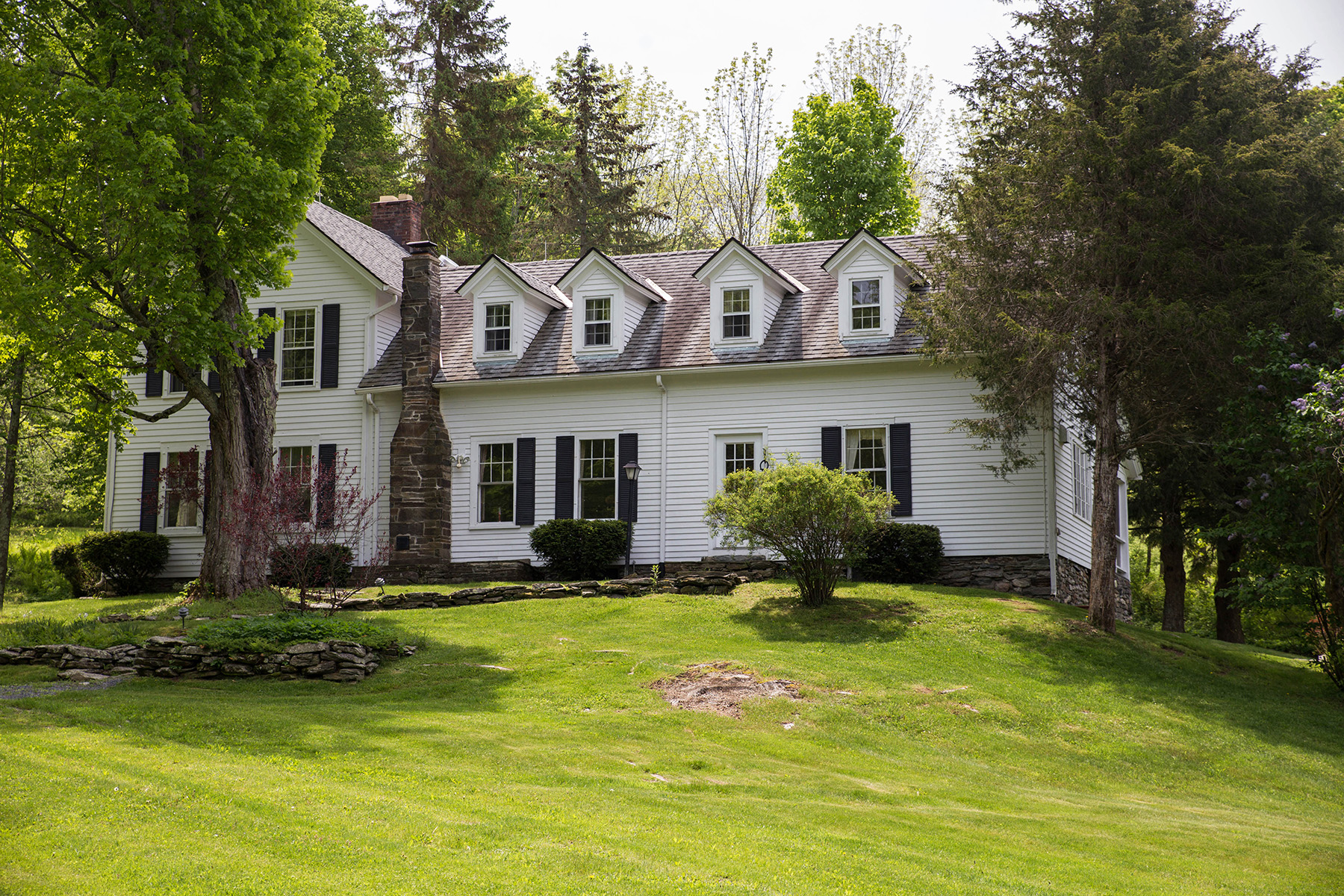 Maison unifamiliale pour l Vente à Butternut Farm 359a Mckie Hollow Rd Cambridge, New York 12816 États-Unis