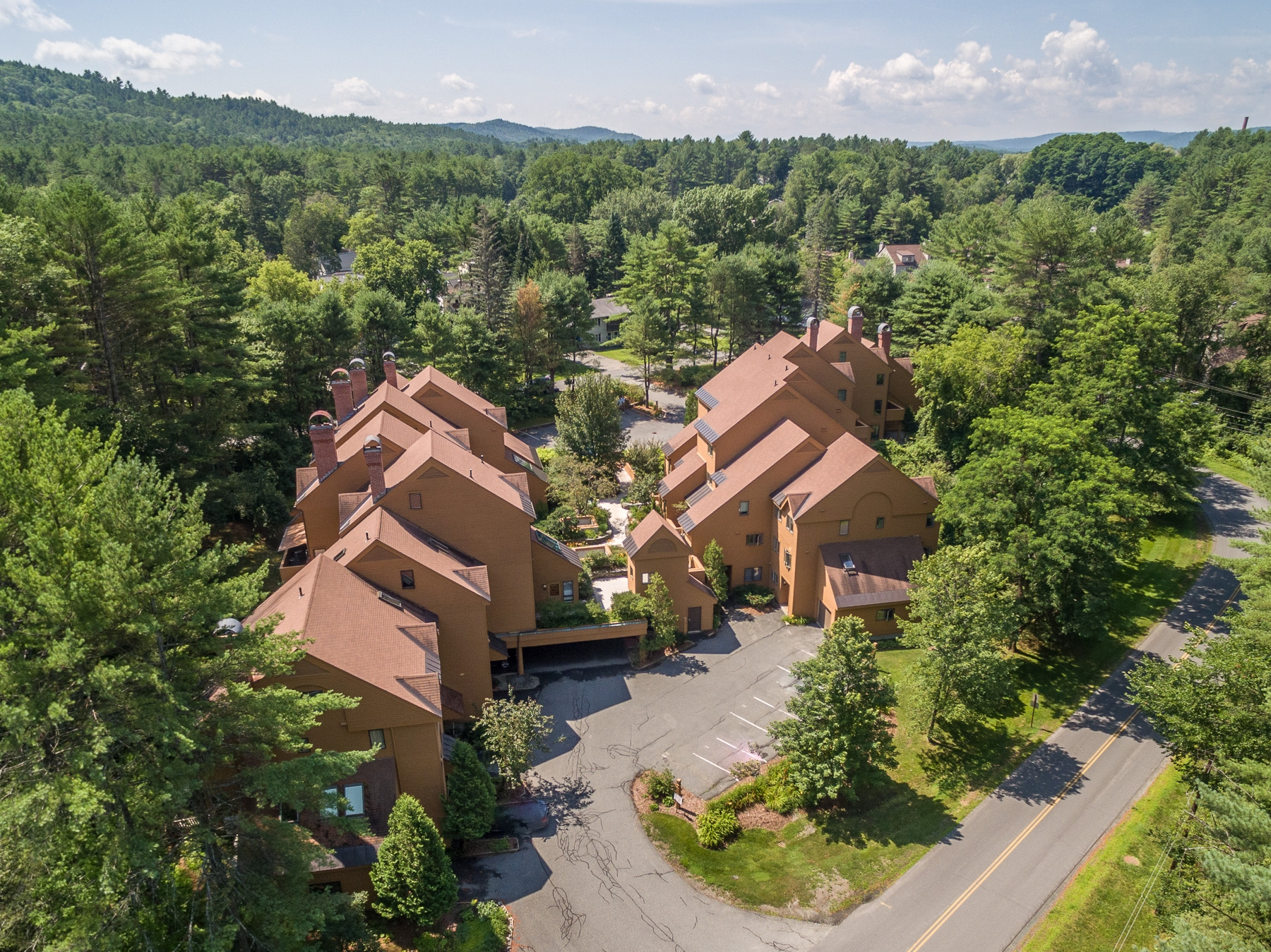Condominium for Sale at 22 The Courtyard, Hanover Hanover, New Hampshire 03755 United States