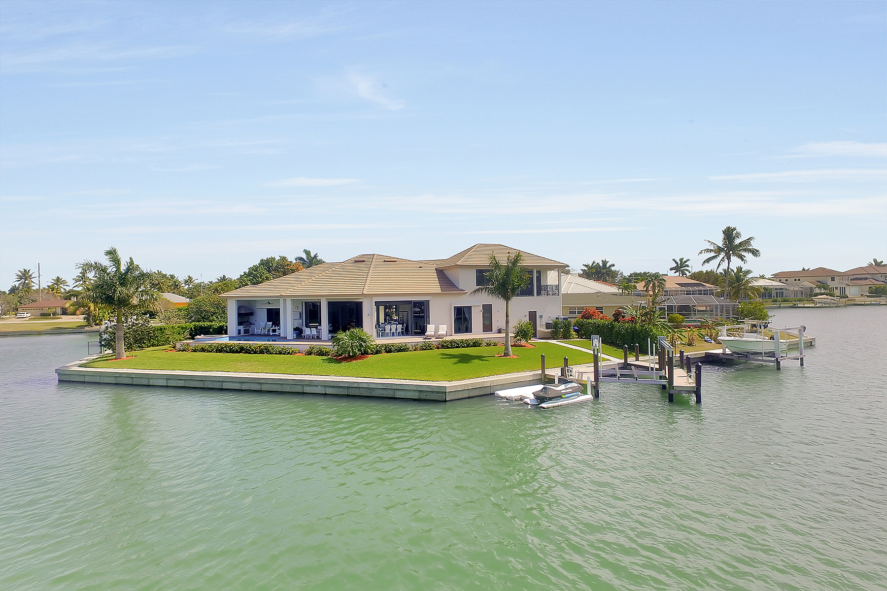 sales property at MARCO ISLAND - LILY COURT