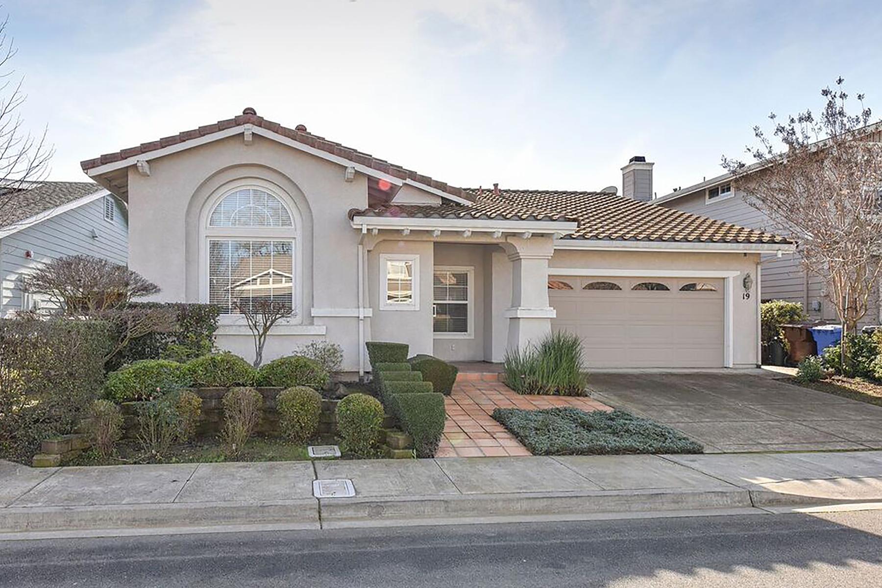 Casa Unifamiliar por un Venta en 19 Walkabout Ln, Napa, CA 94558 19 Walkabout Ln Napa, California 94558 Estados Unidos