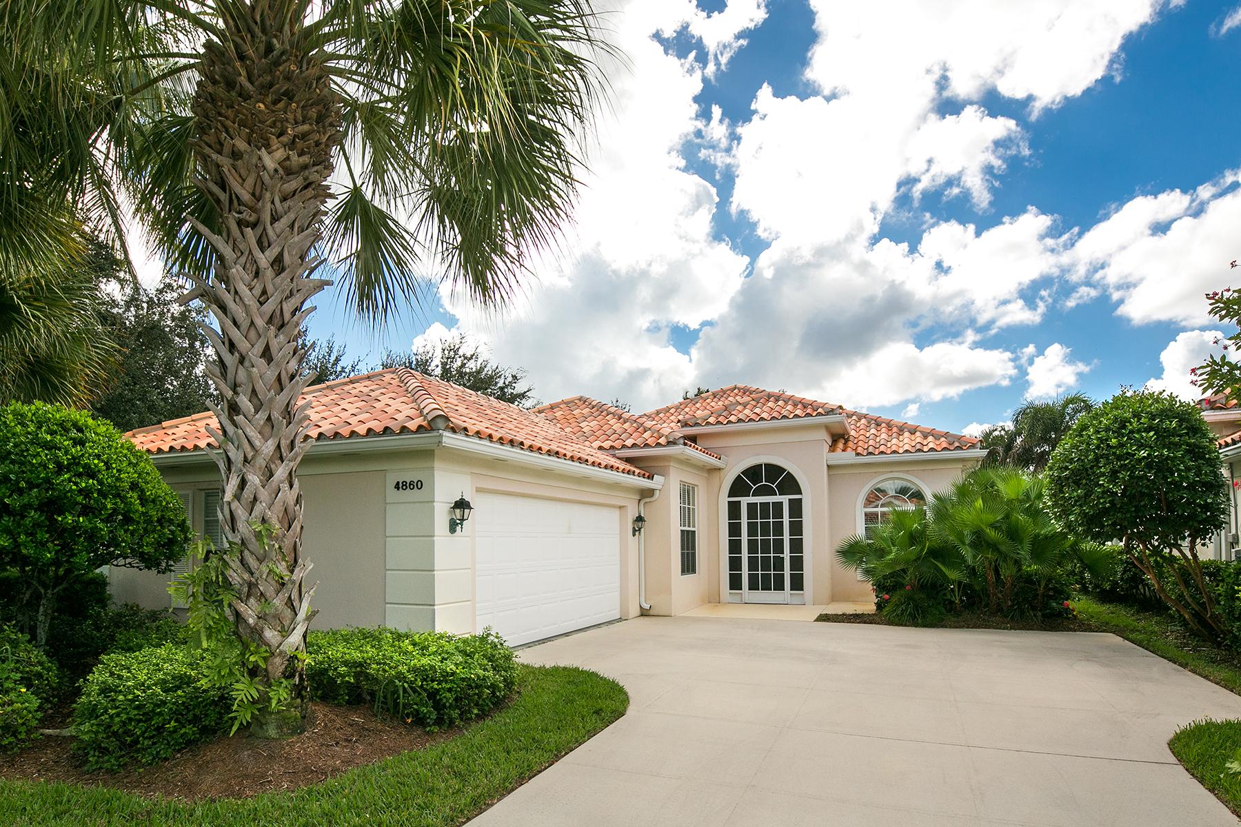 一戸建て のために 売買 アット VILLAGE WALK 4860 San Pablo Ct Naples, フロリダ, 34109 アメリカ合衆国