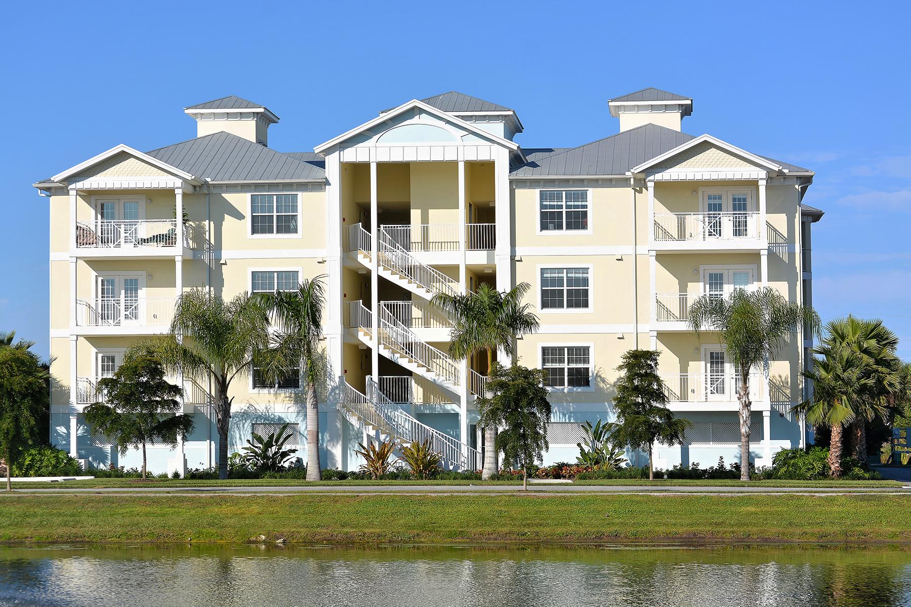 Condominium for Sale at PALMA SOLA BAY CLUB 7810 34th Ave W 102 Bradenton, Florida 34209 United States