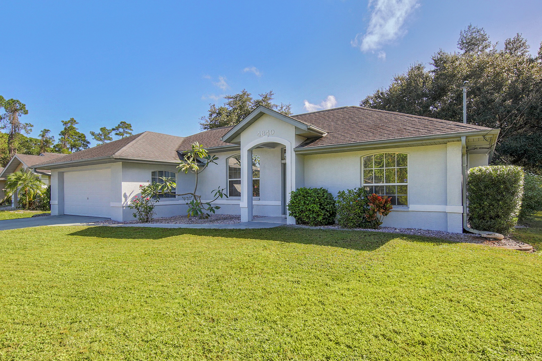 Single Family Home for Sale at NORTH PORT 4840 Alametos Terr North Port, Florida, 34288 United States