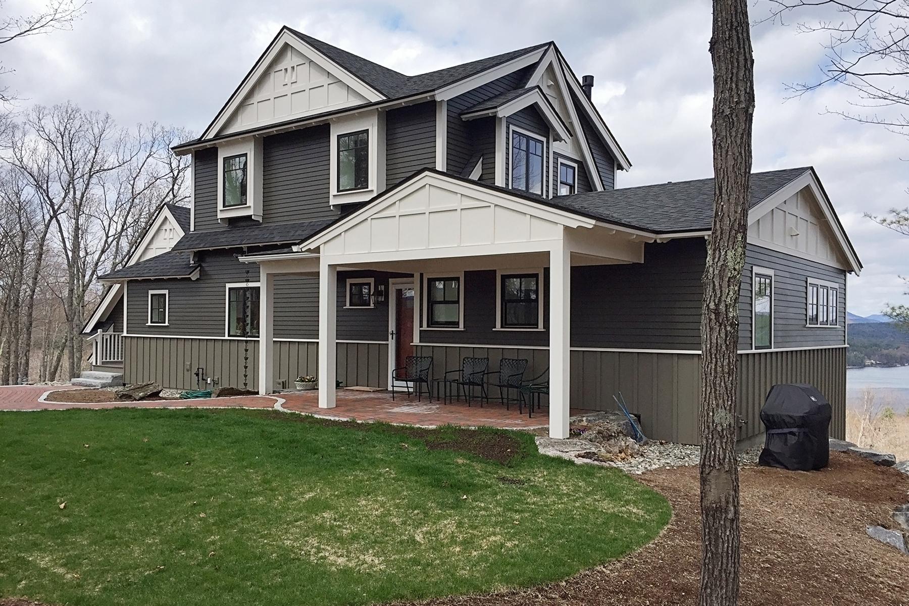 Casa para uma família para Venda às 12 Peaked Hill Rd, Ashland Ashland, New Hampshire, 03217 Estados Unidos