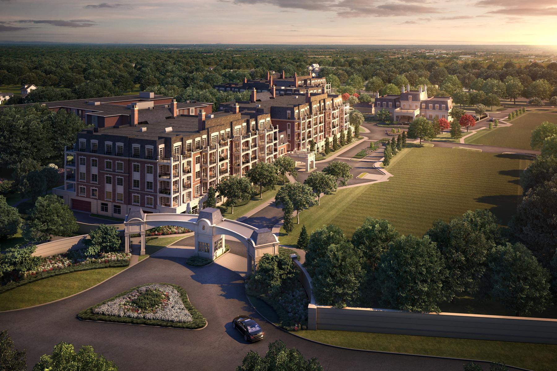 共管式独立产权公寓 为 销售 在 Condo 1000 Royal Ct 2 1204 北希尔斯, 纽约州, 11040 美国