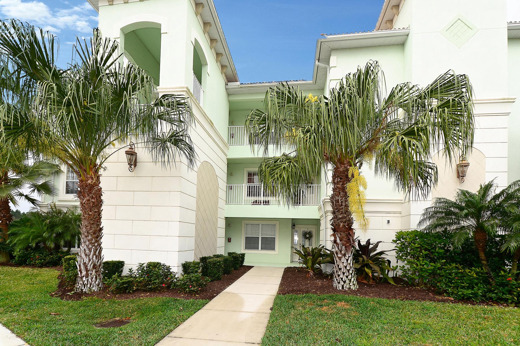 共管式独立产权公寓 为 销售 在 SAN LINO 1000 San Lino Cir 1021 威尼斯, 佛罗里达州, 34292 美国