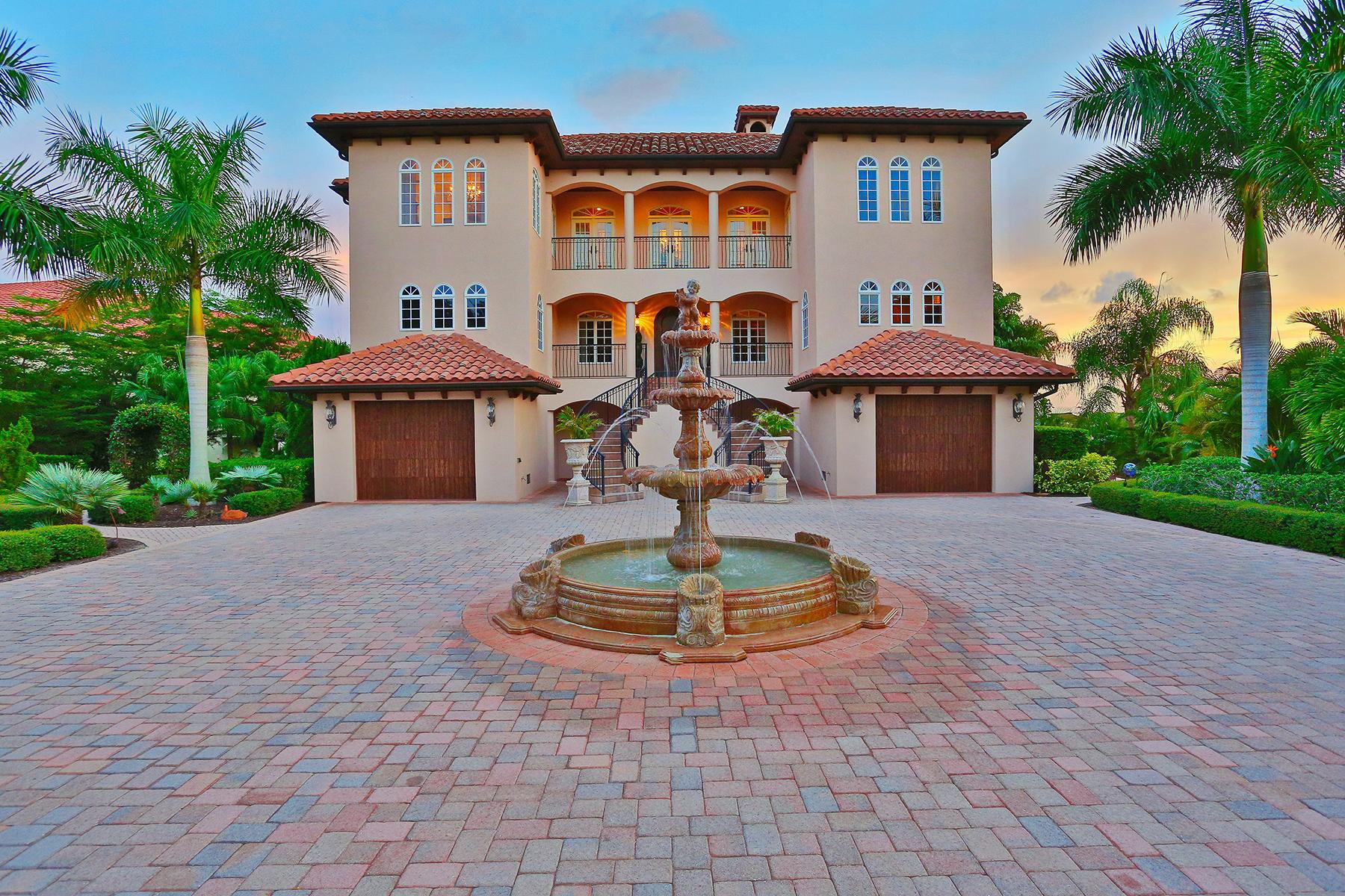 Single Family Home for Sale at CAPE HAZE - PLACIDA 235 Green Dolphin Dr Placida, Florida 33946 United States