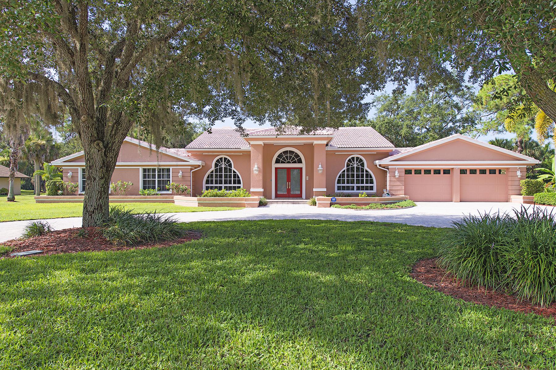 Maison unifamiliale pour l Vente à SUMMERWOOD 12687 Summerwood Dr Fort Myers, Florida 33908 États-Unis