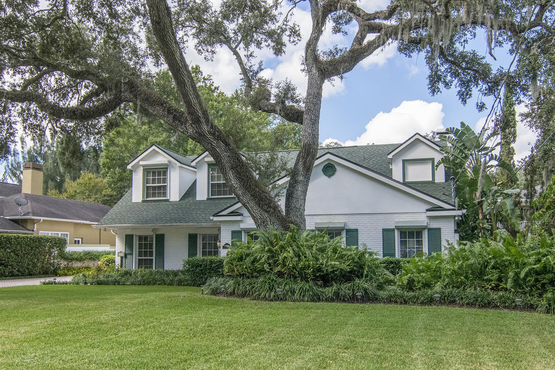 Maison unifamiliale pour l Vente à SOUTH TAMPA 2305 S Hesperides St Tampa, Florida, 33629 États-Unis