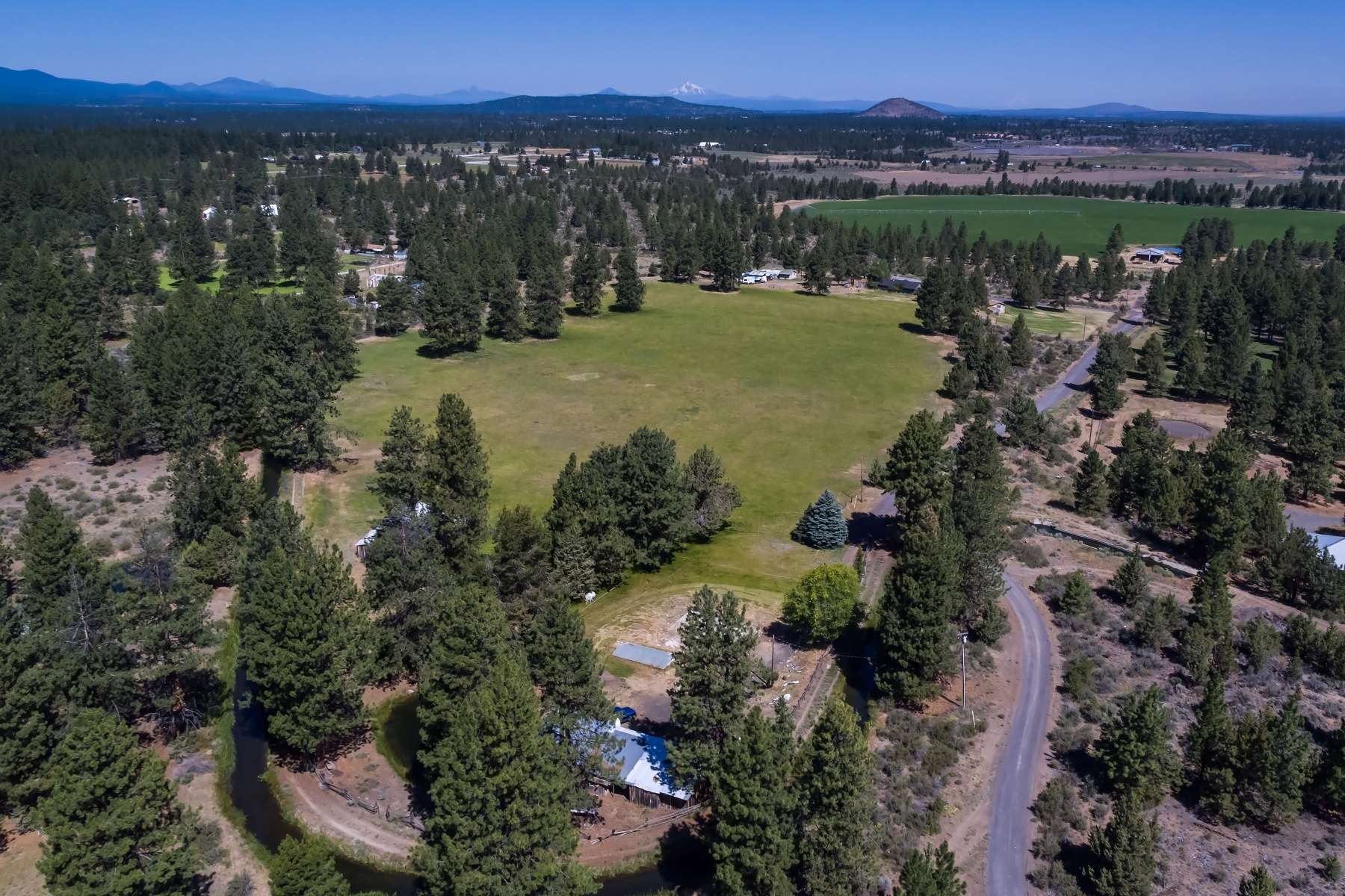 Terreno para Venda às Bend Buildable Acreage 60305 Nighthawk Rd Bend, Oregon, 97702 Estados Unidos