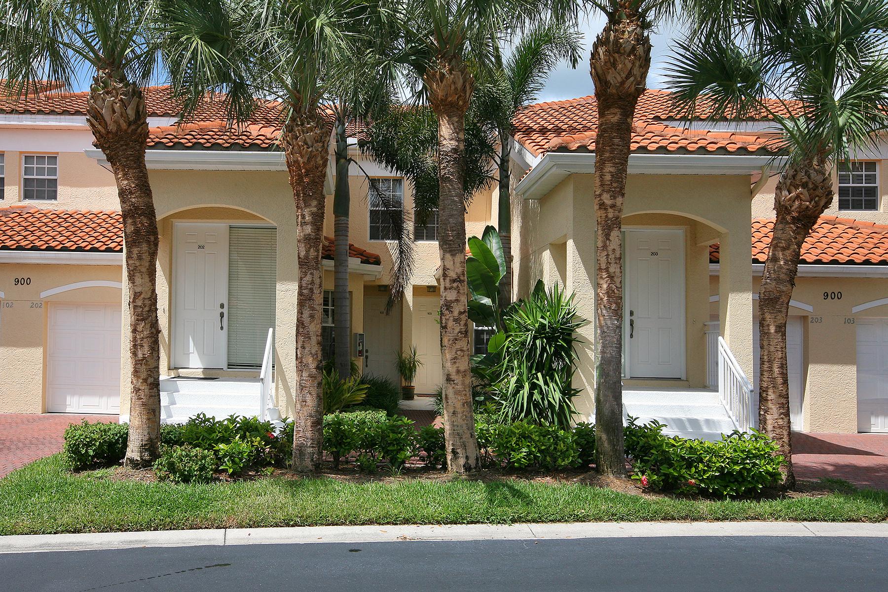콘도미니엄 용 매매 에 PELICAN BAY - L'AMBIANCE 900 Lambiance Cir 9-103 Naples, 플로리다, 34108 미국