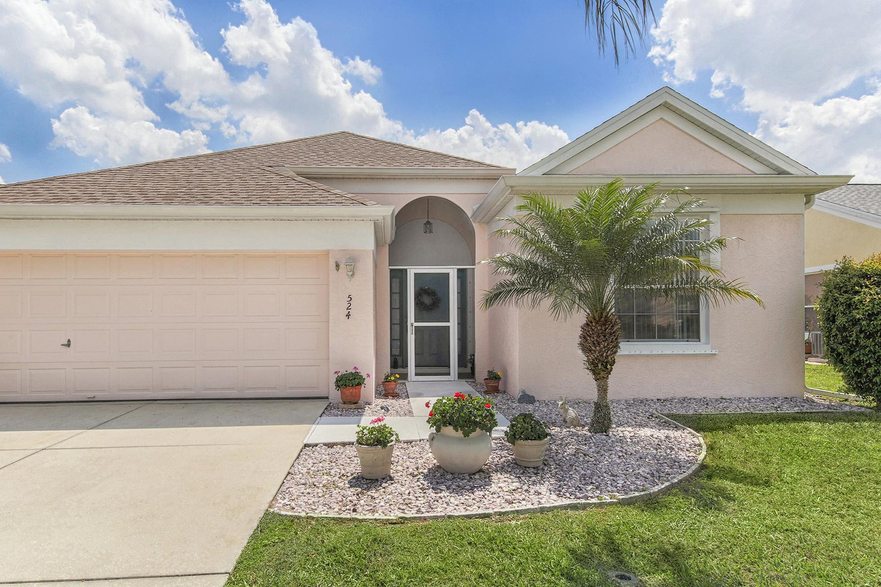 Einfamilienhaus für Verkauf beim FAIRWAY VILLAGE 524 Wexford Dr Venice, Florida, 34293 Vereinigte Staaten