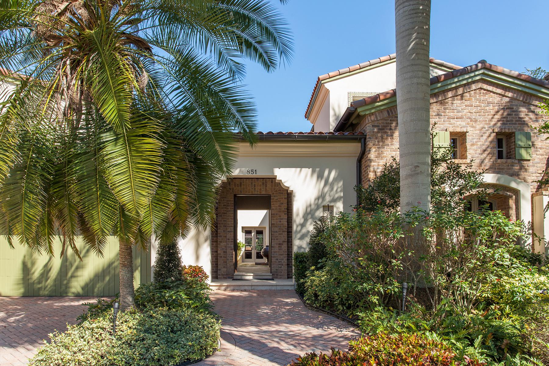 獨棟家庭住宅 為 出售 在 ST PETERSBURG 851 Brightwaters Blvd NE Snell Isle, St. Petersburg, 佛羅里達州, 33704 美國