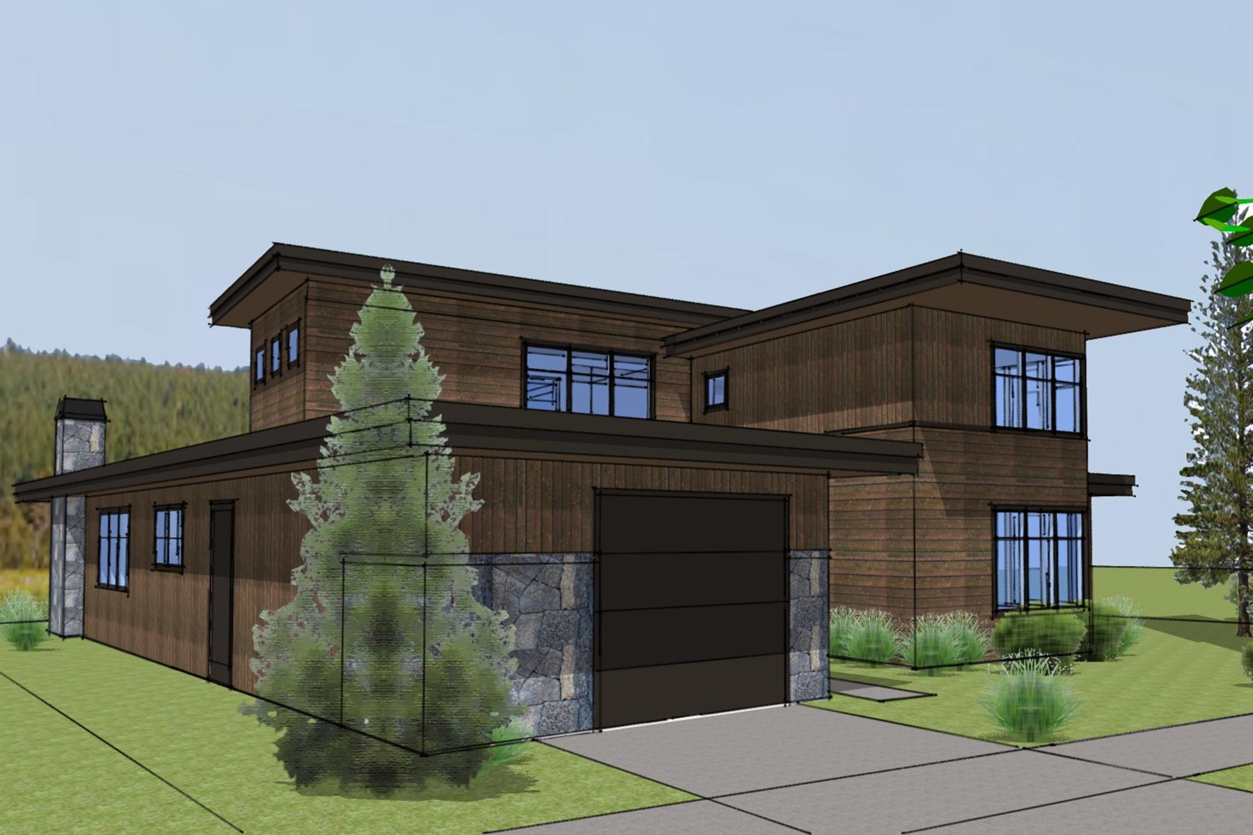 独户住宅 为 销售 在 19229 Solomon Drive Lot 19, BEND 19229 Solomon Dr Lot 19 本德, 俄勒冈州, 97702 美国