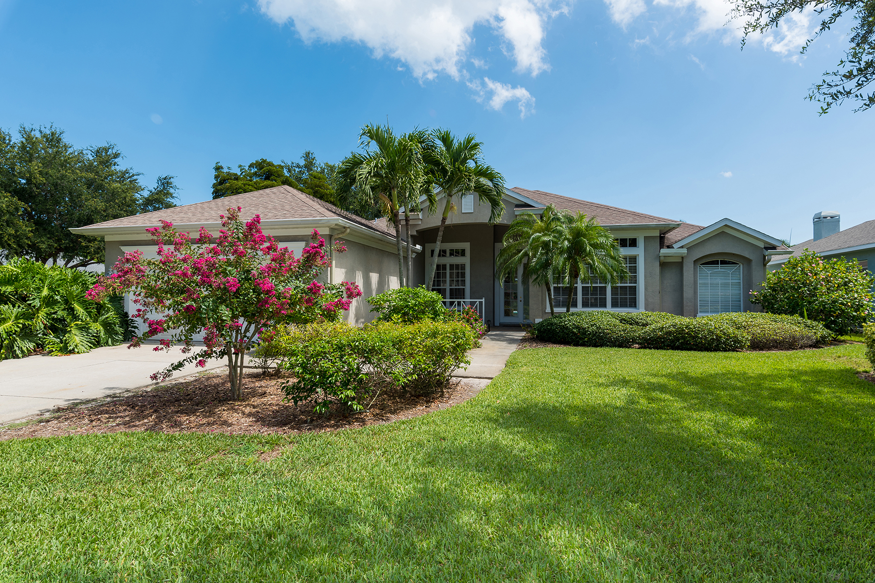 Single Family Home for Sale at HAWTHORN PARK 1023 92nd St NW Bradenton, Florida, 34209 United States
