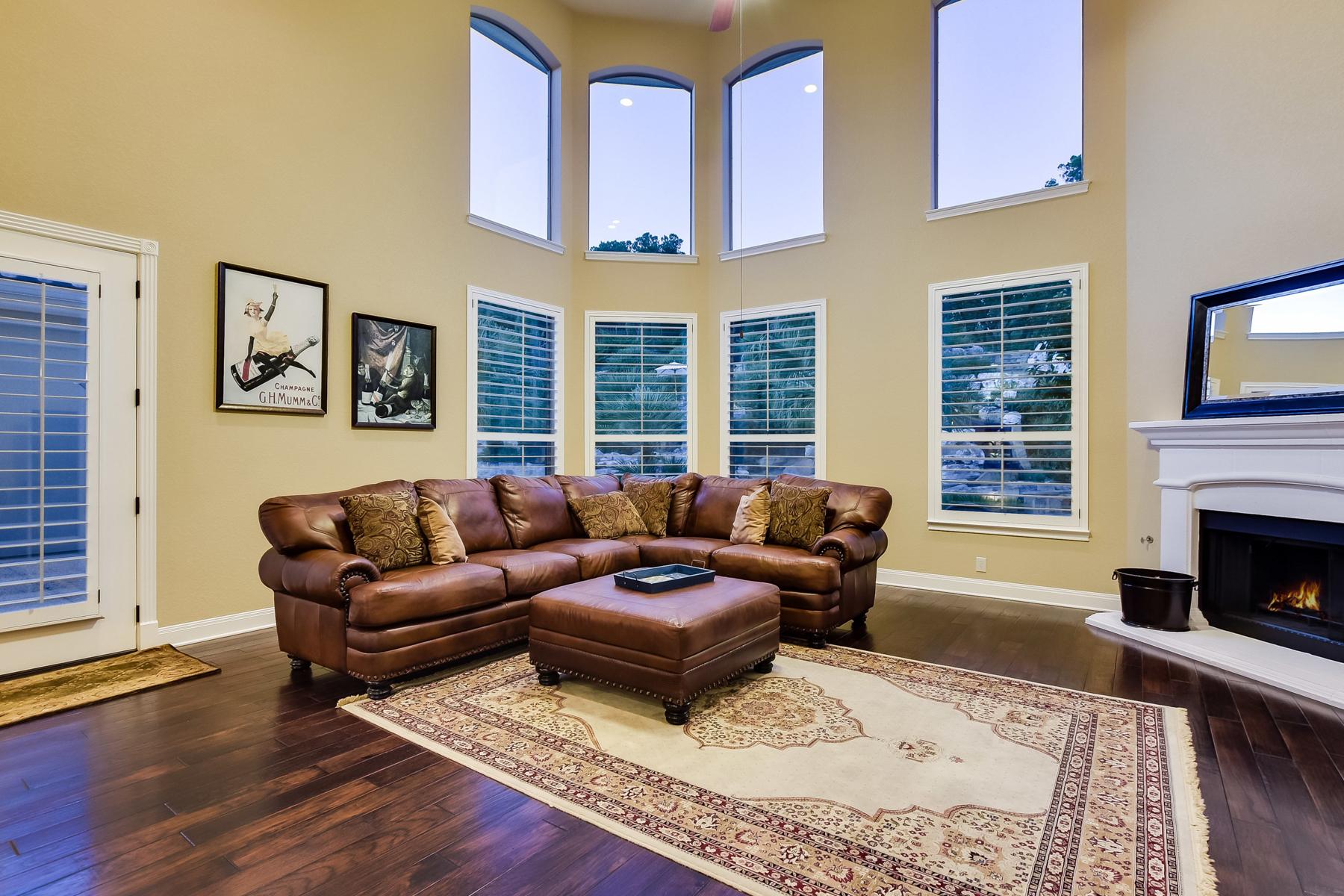 Additional photo for property listing at Pristine Mediterranean Estate in The Dominion 24827 Ellesmere San Antonio, Texas 78257 United States