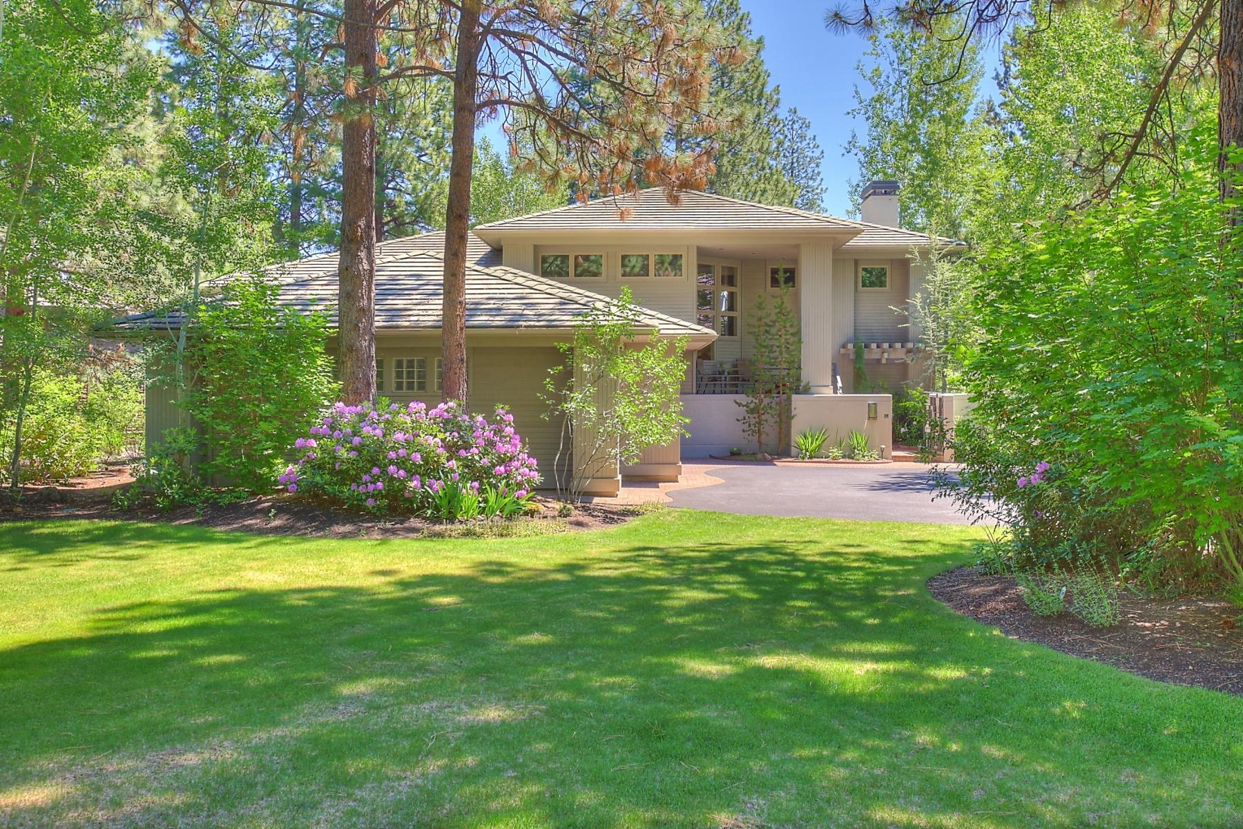 独户住宅 为 销售 在 Timeless Contemporary in Brokentop 61715 Tam McArthur Loop 本德, 俄勒冈州, 97702 美国