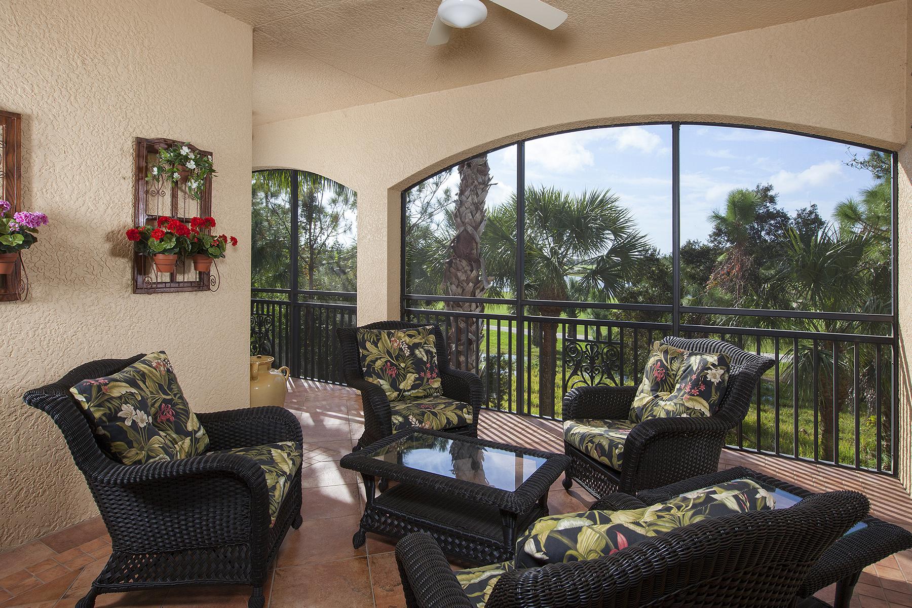 共管式独立产权公寓 为 销售 在 FIDDLERS CREEK - FIDDLERS CREEK 9142 Cherry Oaks Ln 201 那不勒斯, 佛罗里达州, 34114 美国
