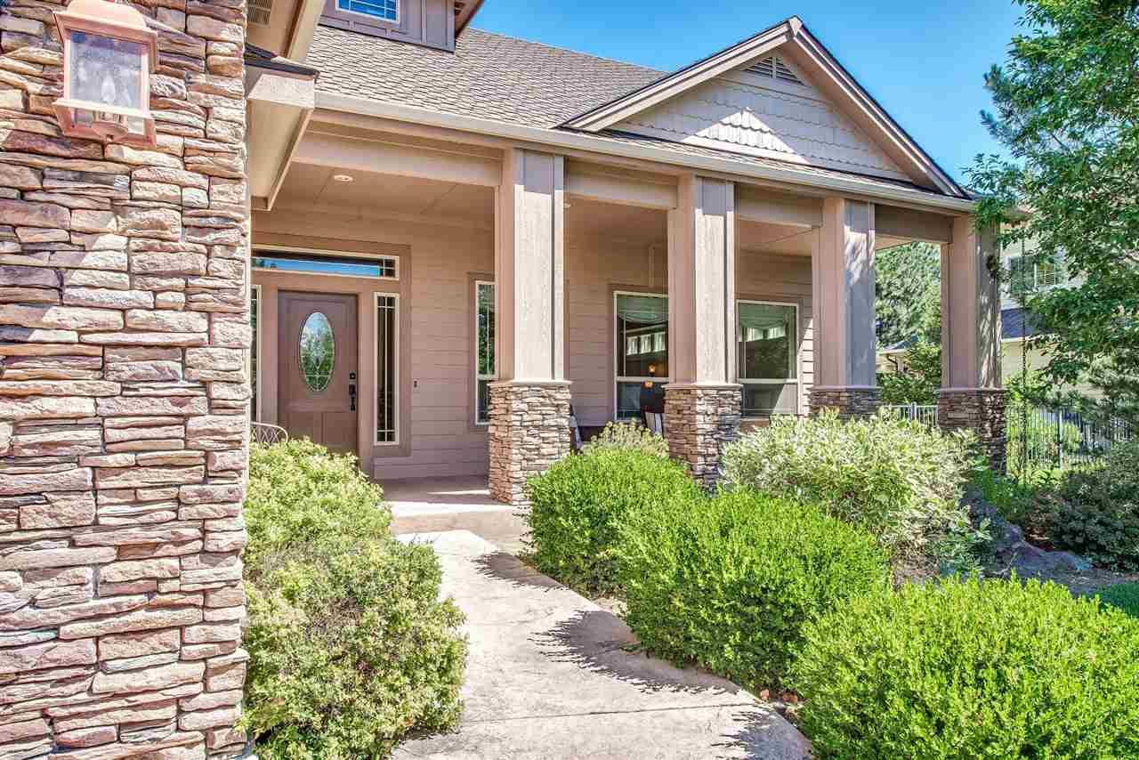 獨棟家庭住宅 為 出售 在 600 Willow Trace, Eagle 600 W Willow Trace Eagle, 愛達荷州, 83616 美國