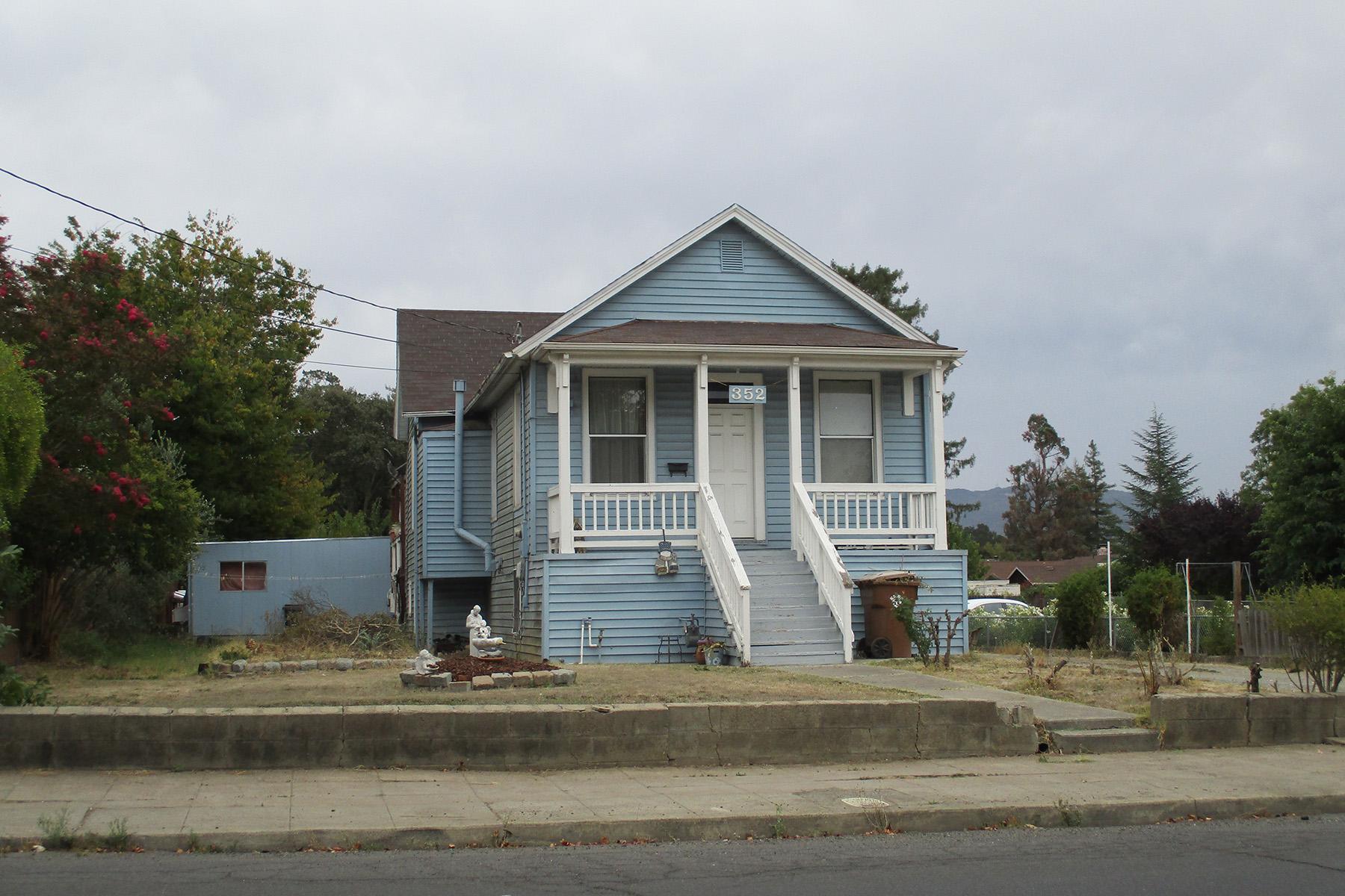 Casa para uma família para Venda às 352 Jefferson St, Napa, CA 94559 352 Jefferson St Napa, Califórnia 94559 Estados Unidos