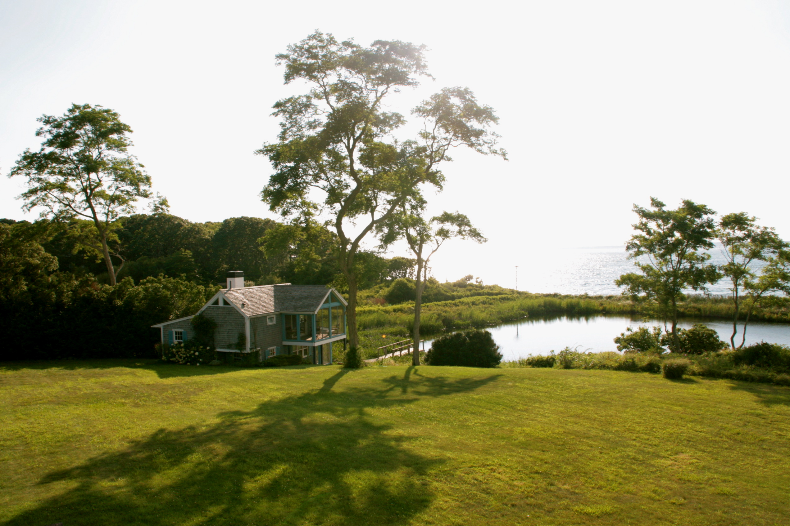 Property Of Private Waterfront Compound on 22 Acres