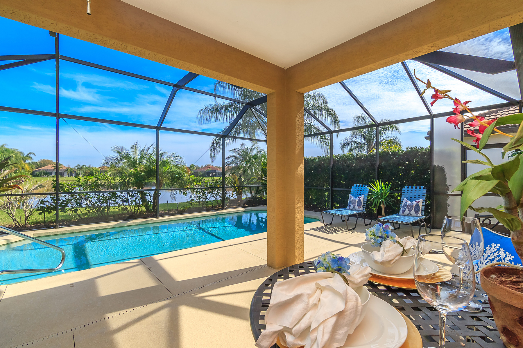 Single Family Home for Sale at RESIDENCES AT UNIVERSITY GROVES 8016 36th Street Cir E Sarasota, Florida 34243 United States