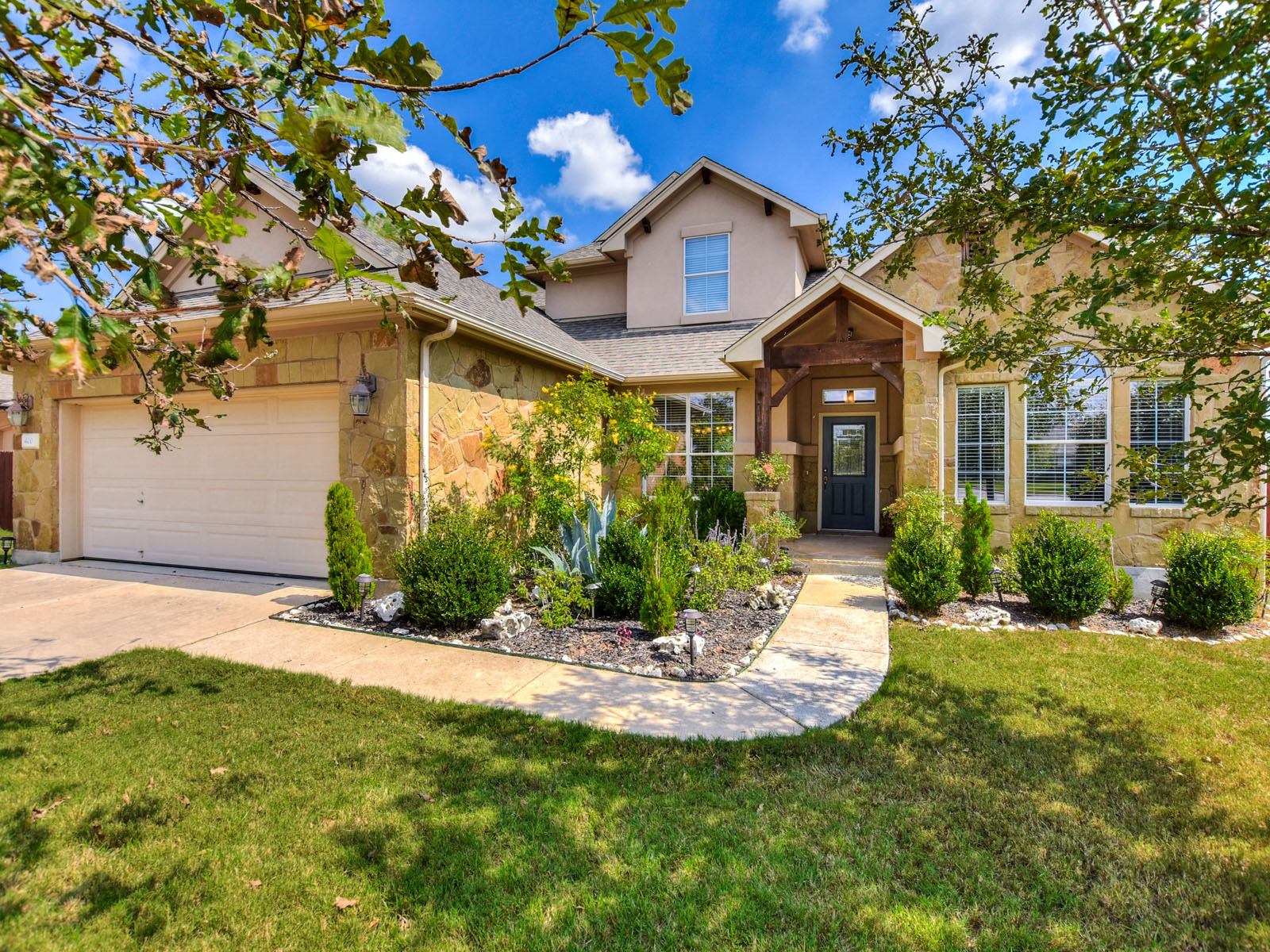 Single Family Home for Sale at Fabulous Home Overlooking Greenbelt 400 Harris Dr Austin, Texas 78737 United States