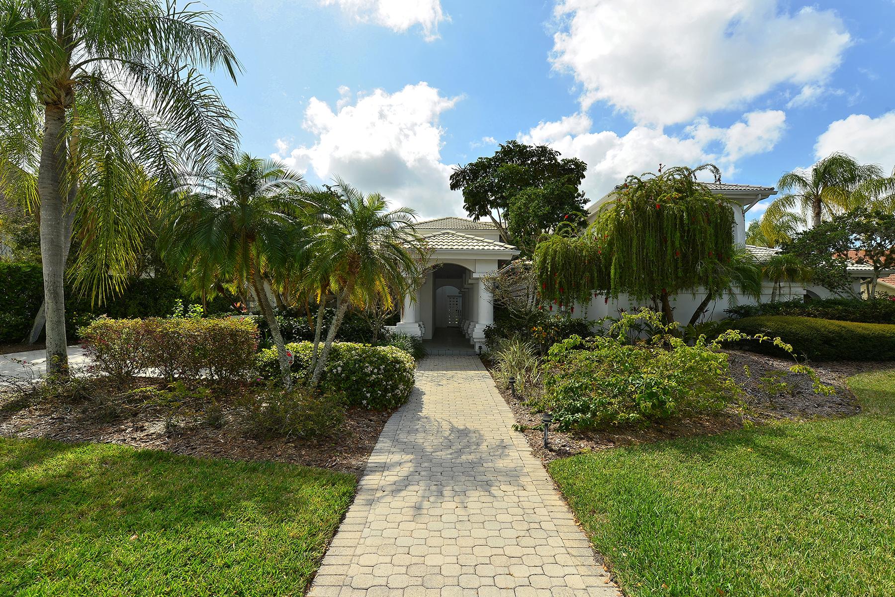 Casa Unifamiliar por un Venta en PRESTANCIA 4175 Escondito Cir Sarasota, Florida, 34238 Estados Unidos
