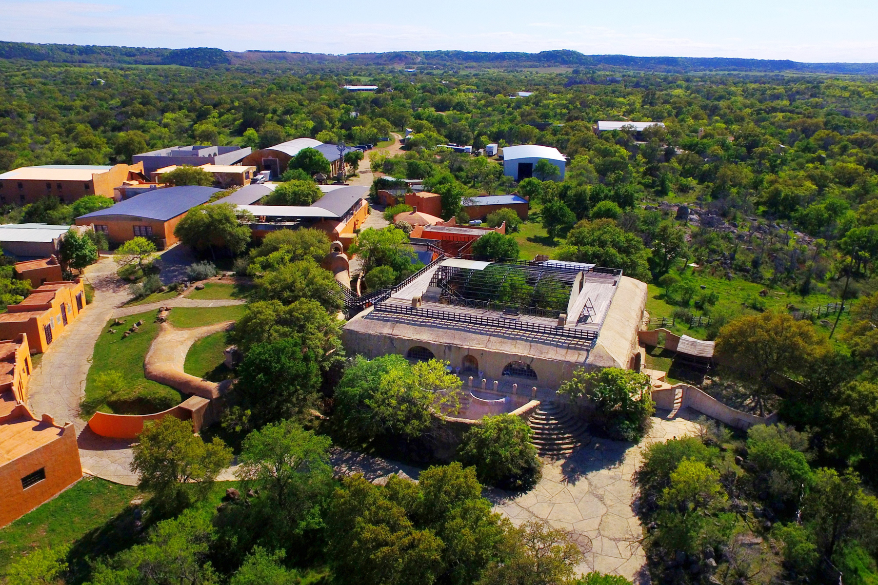 sales property at Old World Estate in the Hill Country