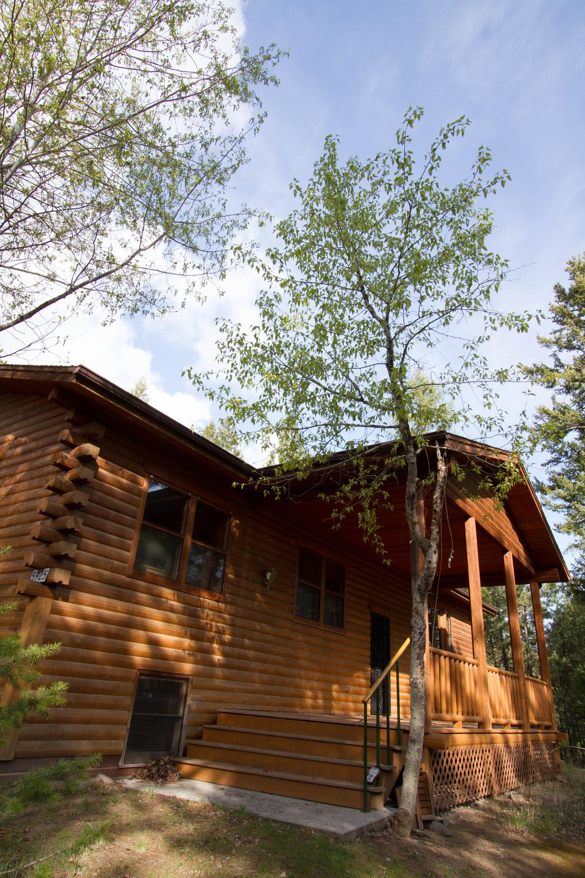 Casa para uma família para Venda às 5925 Wilderness Trail 5925 Wilderness Trail Missoula, Montana, 59804 Estados Unidos