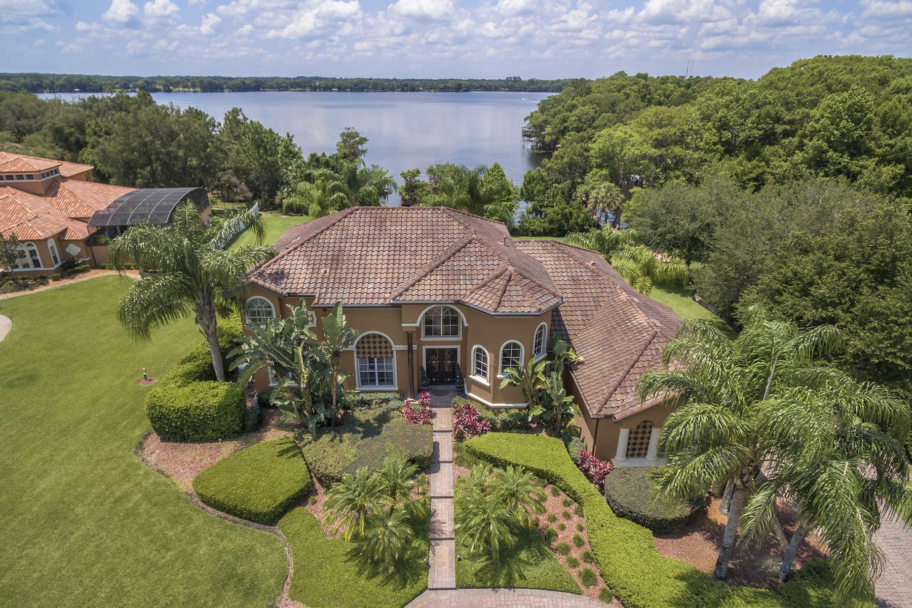 Частный односемейный дом для того Продажа на Chuluota, Florida 917 Mills Estate Pl Chuluota, Флорида, 32766 Соединенные Штаты