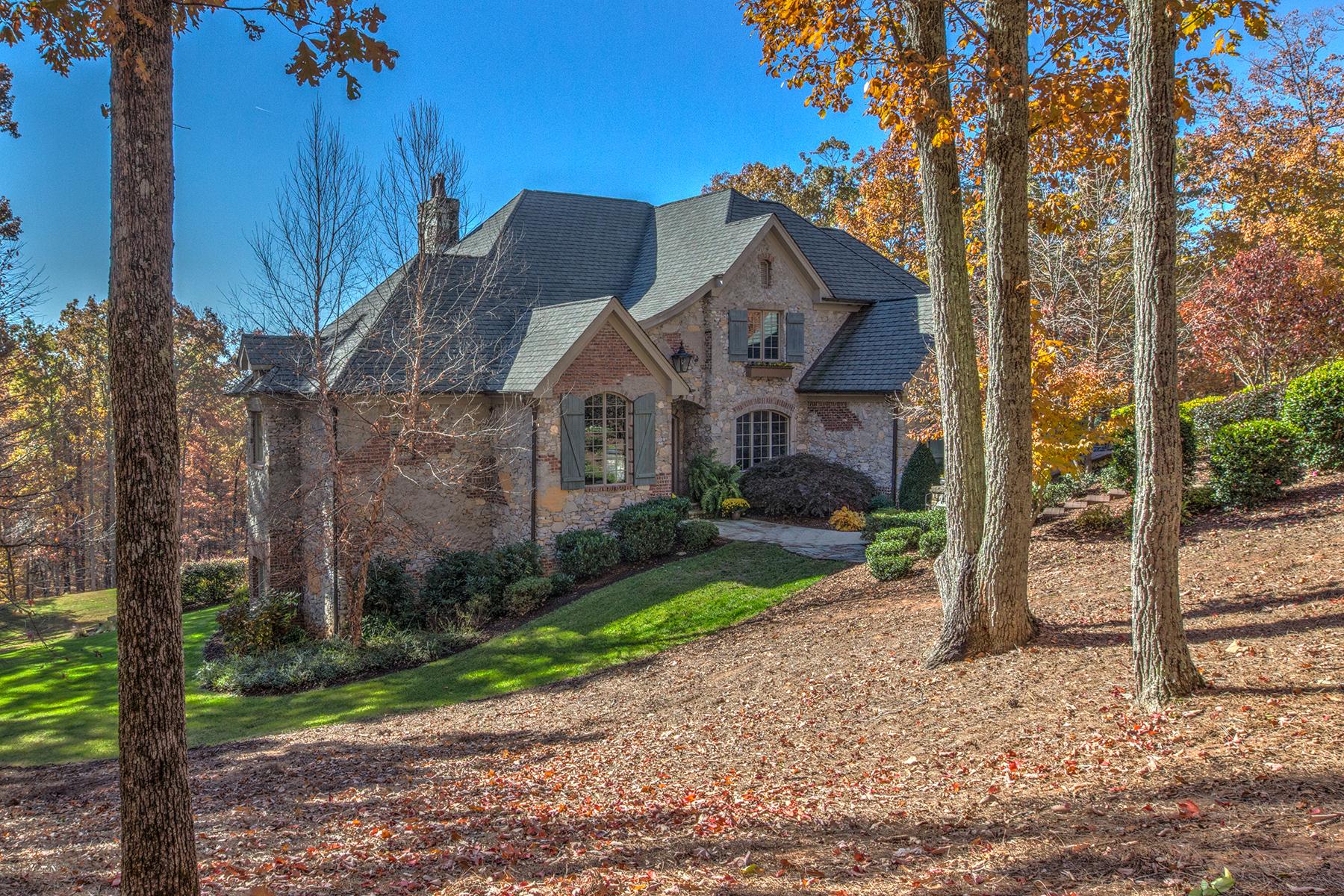 단독 가정 주택 용 매매 에 RUTHERFORD 243 Trail Ridge Rd Rutherfordton, 노스캐놀라이나 28139 미국