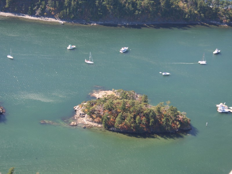 Terreno para Venda às Private Island in the Sucia Islands Herndon Island Eastsound, Washington 98245 Estados Unidos