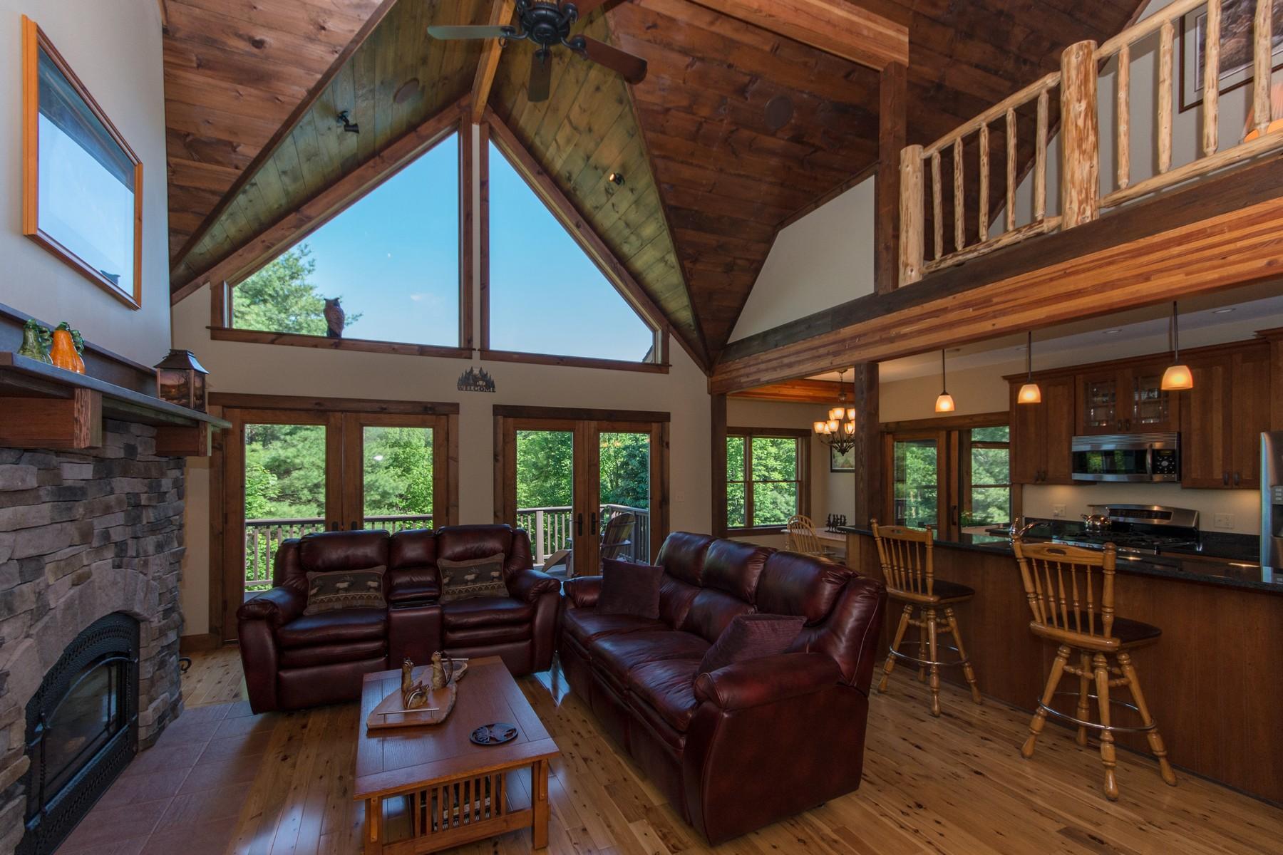 Additional photo for property listing at Exquisite Country Home 498  Stickney Bridge Rd Jay, Нью-Йорк 12941 Соединенные Штаты