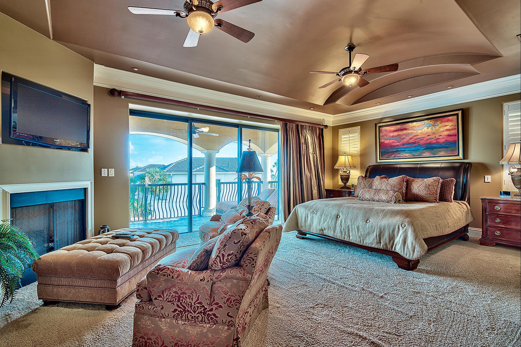 一戸建て のために 売買 アット LUXURIOUS LAKEFRONT LIFESTYLE WITH GULF VIEWS 71 Vista Bluffs Destin, フロリダ 32541 アメリカ合衆国