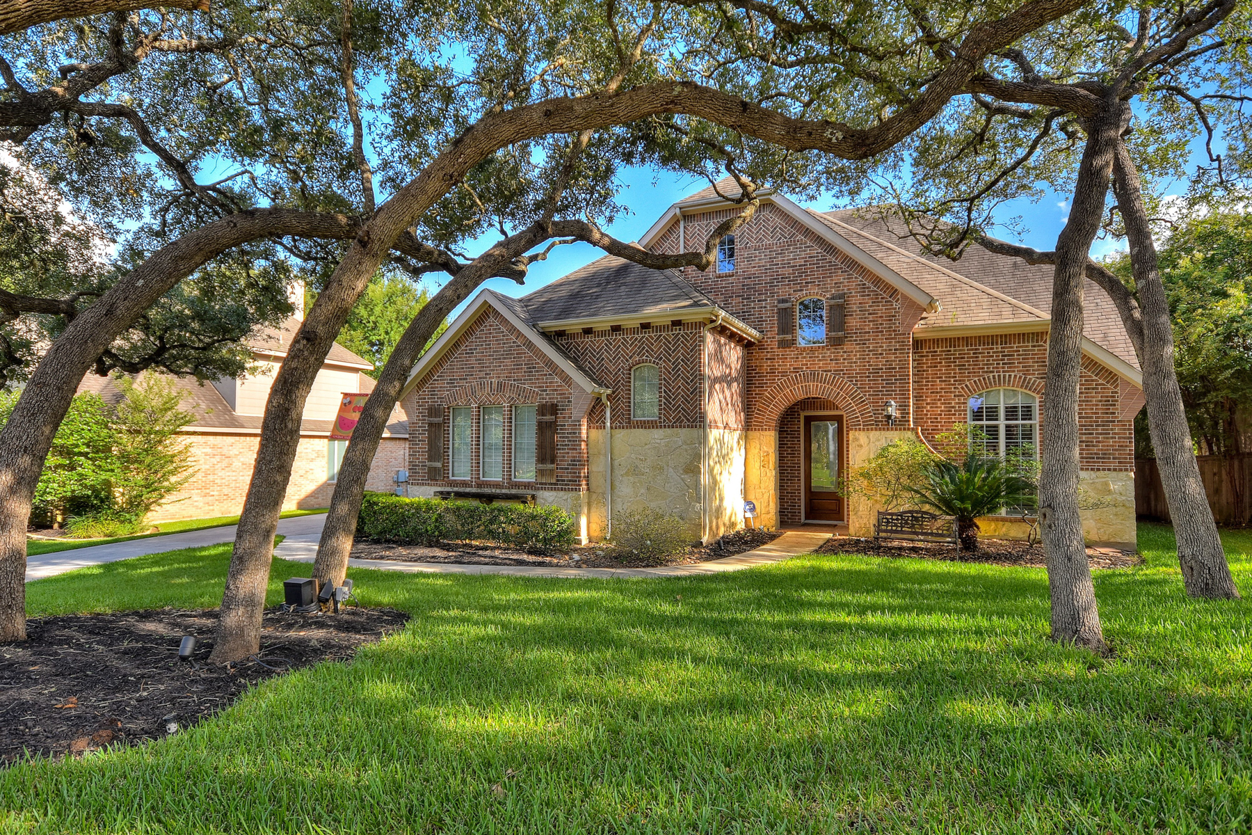 Single Family Home for Sale at Impressive Estate in Stonewall Ranch 6 Stonewall Bend Stonewall Ranch, San Antonio, Texas, 78256 United States