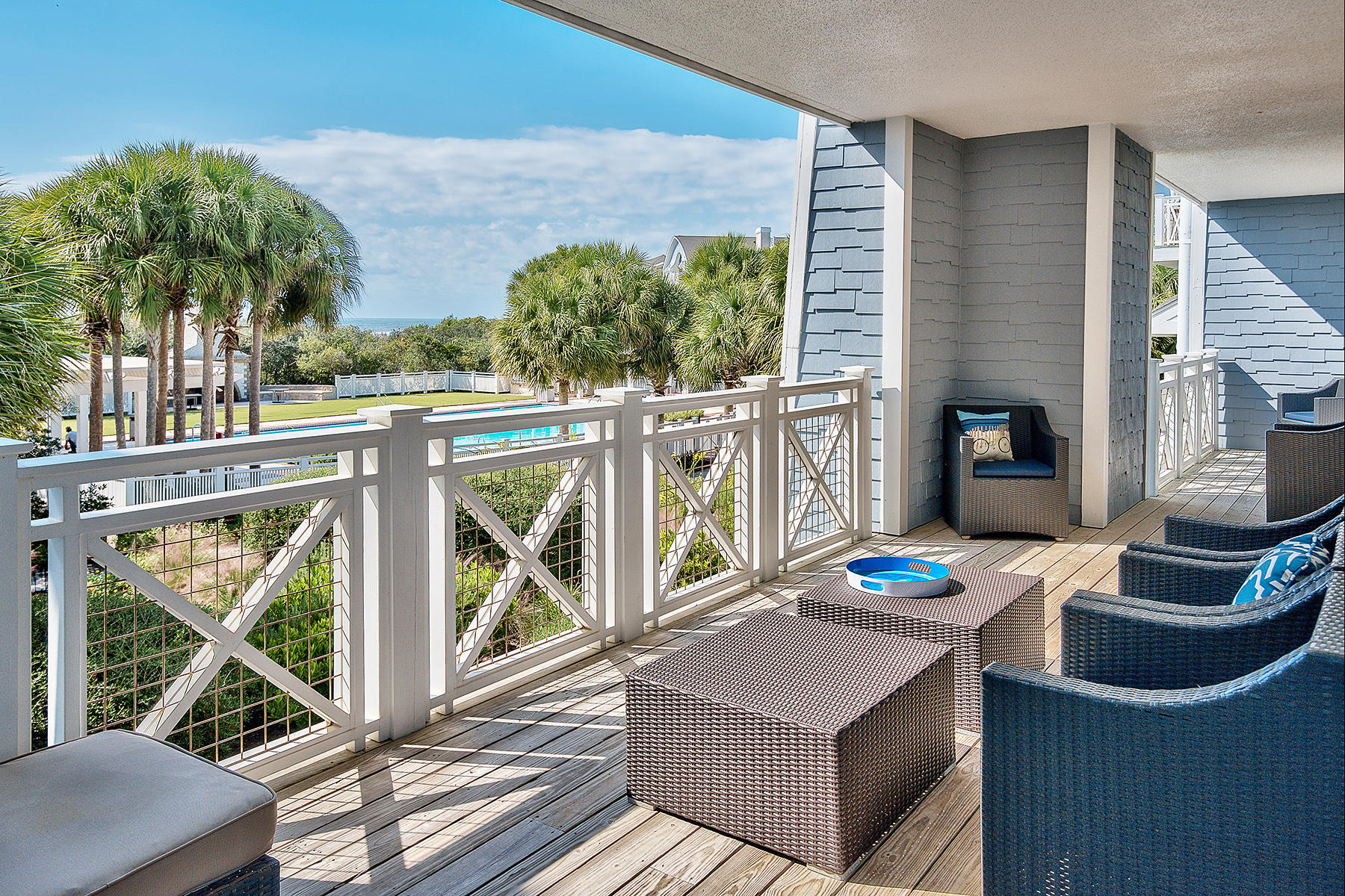 Other Residential for Sale at QUINTESSENTIAL COASTAL CHIC BEACHFRONT RESIDENCE 337 Bridge Lane S UNIT 101B Watersound, Florida 32413 United States