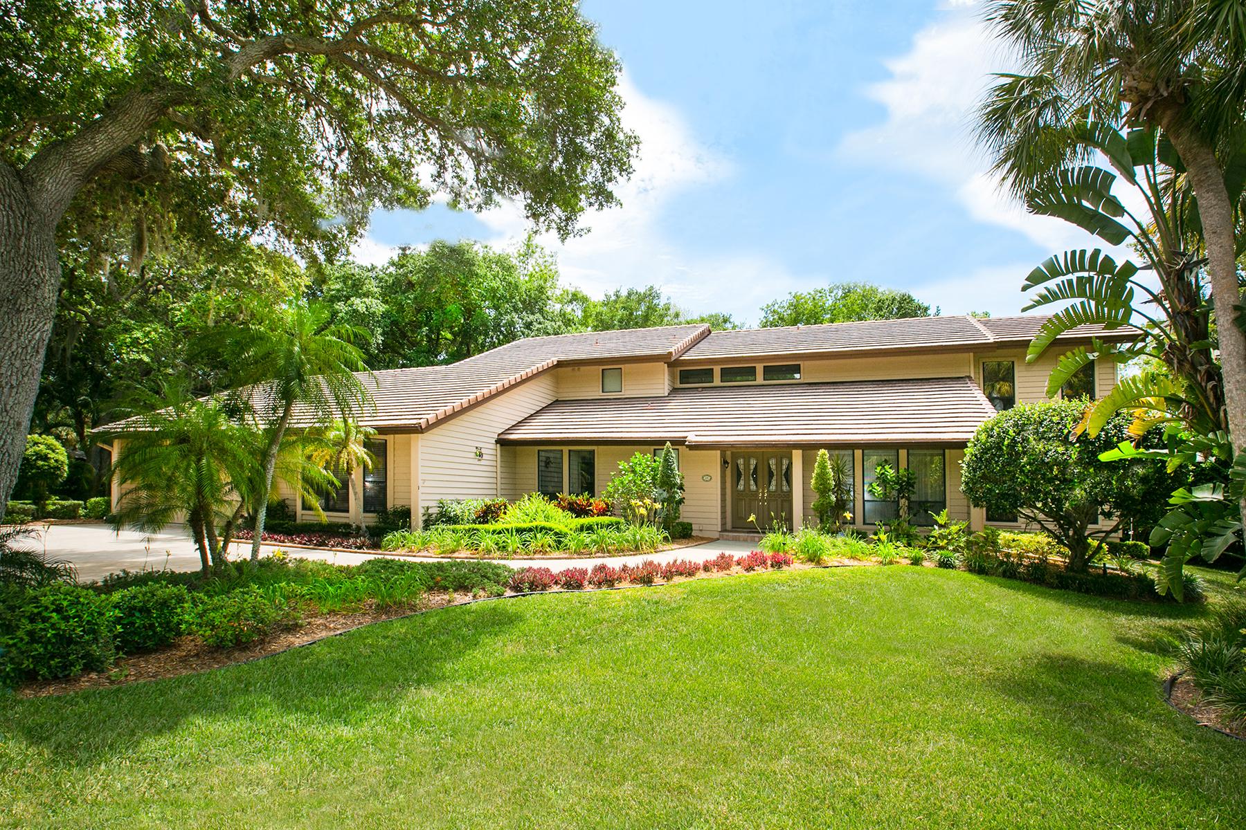 Einfamilienhaus für Verkauf beim RIVERVIEW LANDINGS 2416 Landings Cir Bradenton, Florida 34209 Vereinigte Staaten
