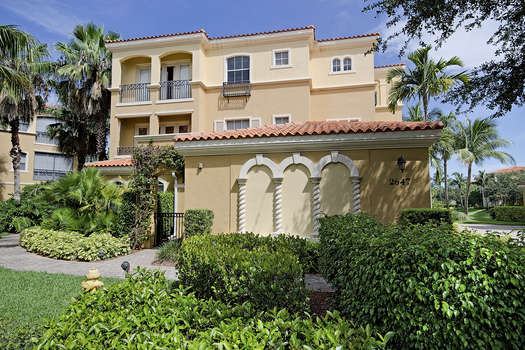 Property Of 2647 Bolero Dr , Naples, FL 34109