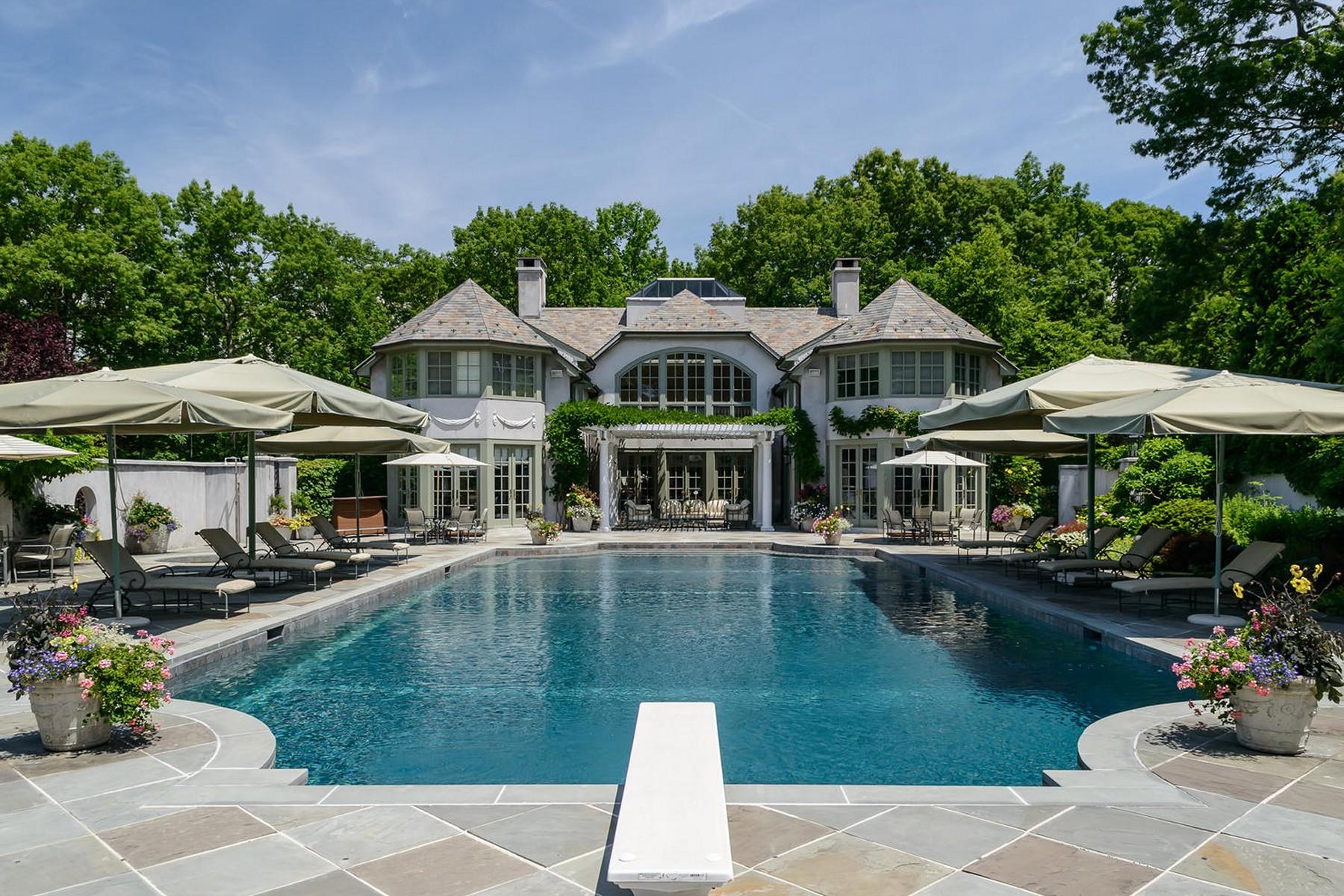 Casa Unifamiliar por un Venta en Sunstar Hill Upper Brookville, Nueva York 11771 Estados Unidos