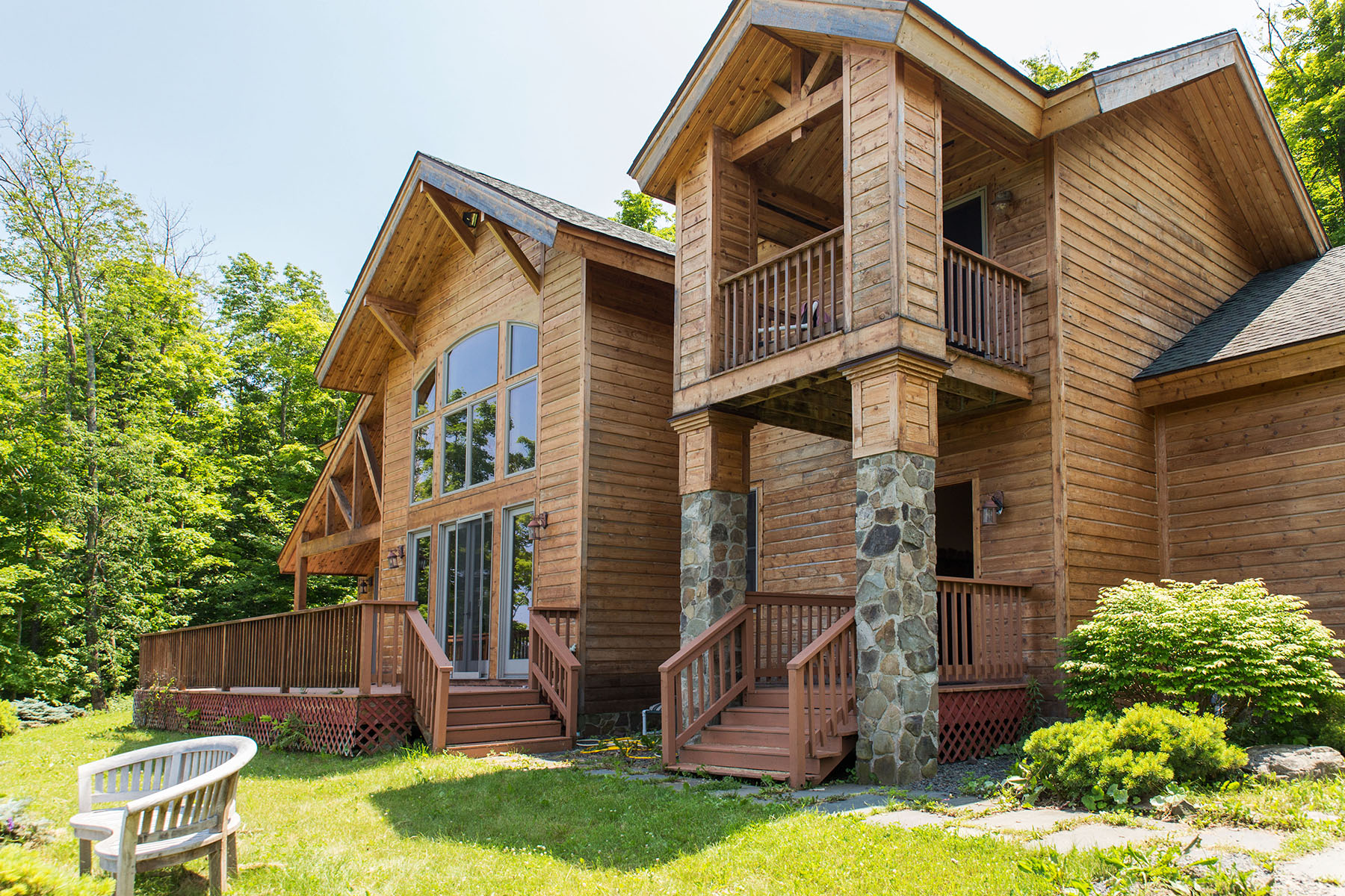 Additional photo for property listing at Executive Chalet with View of the Catskills 53  Jacobs La Hunter, Нью-Йорк 12442 Соединенные Штаты