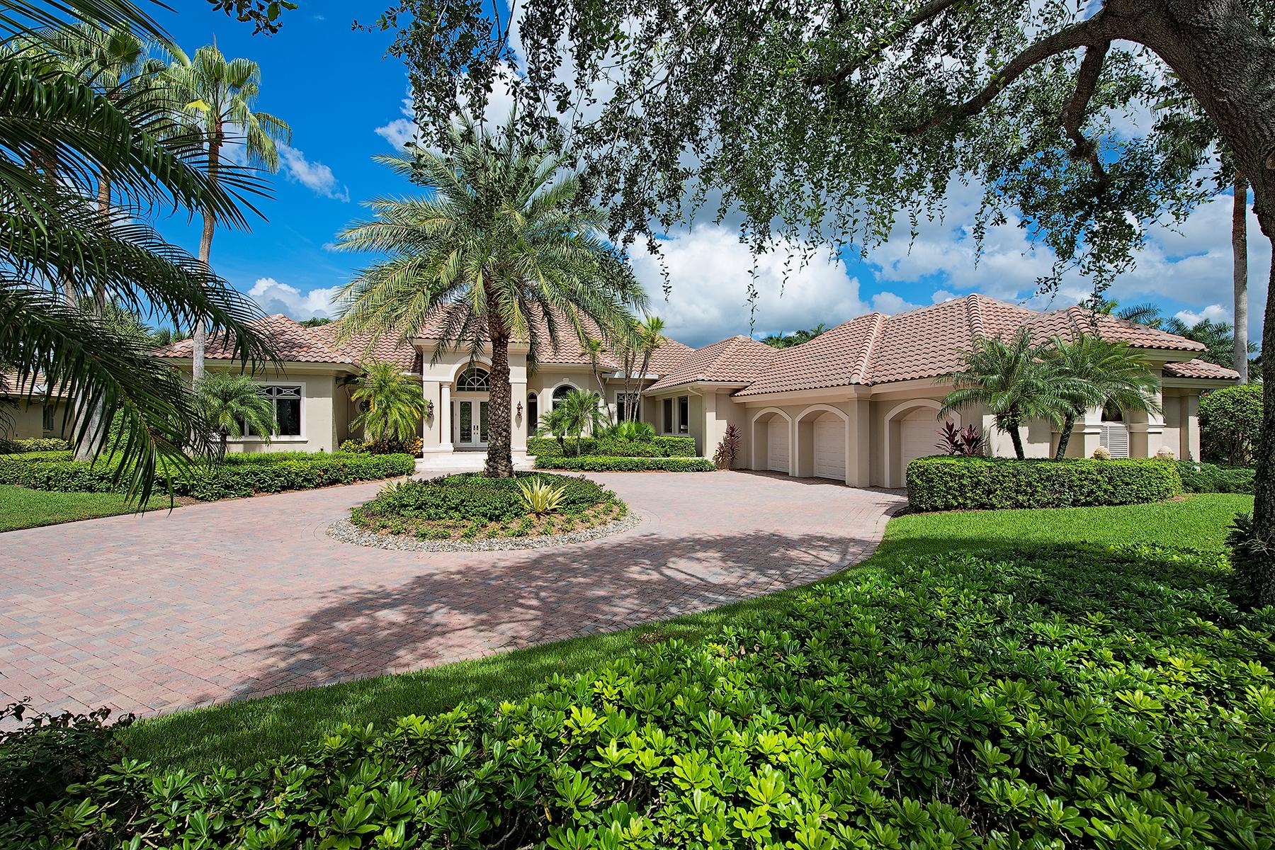 Vivienda unifamiliar por un Venta en BONITA BAY - SPRING RIDGE 26108 Fawnwood Ct Bonita Springs, Florida, 34134 Estados Unidos
