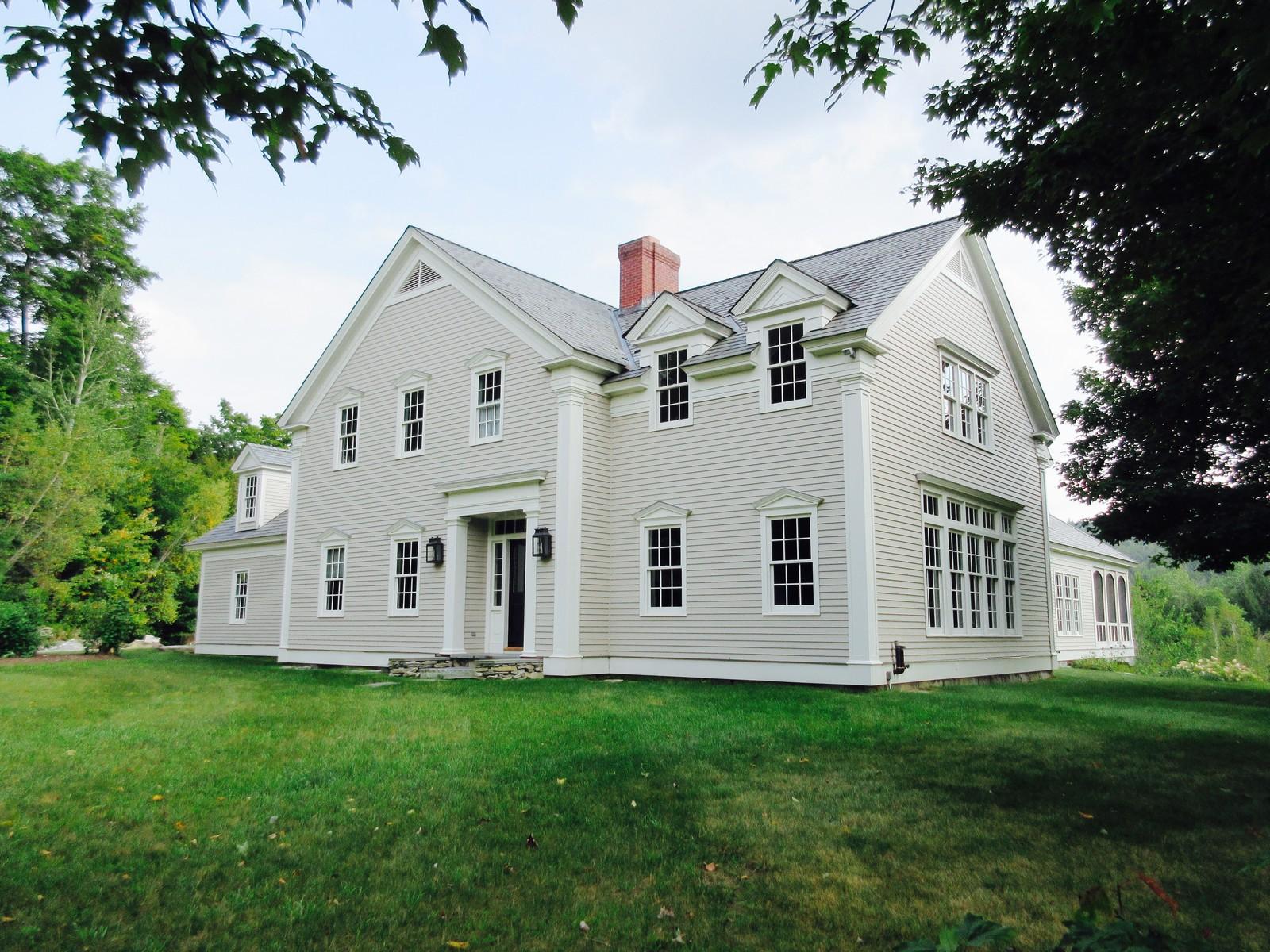 단독 가정 주택 용 매매 에 1426 Goodaleville Rd, Londonderry Londonderry, 베르몬트 05155 미국