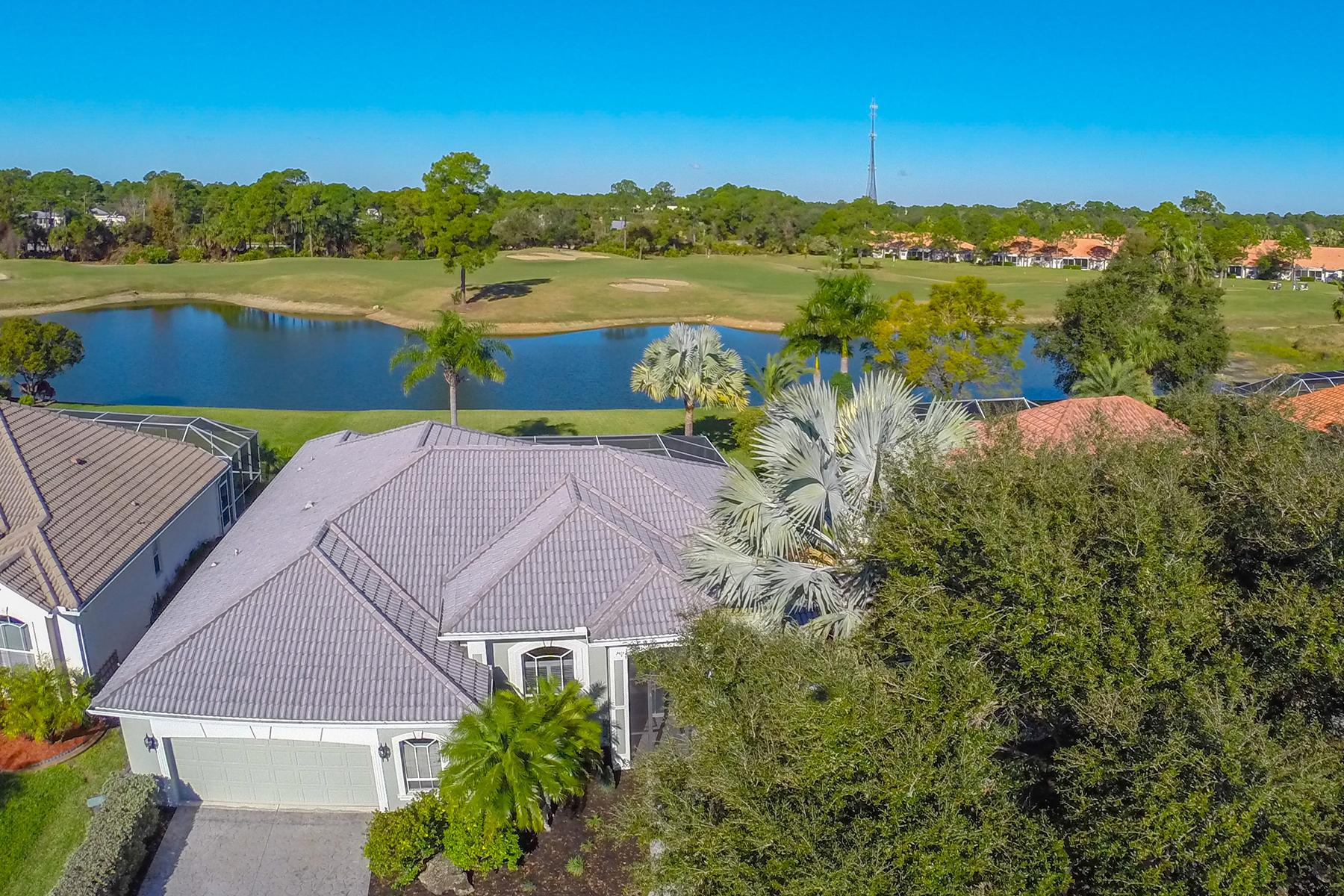 Einfamilienhaus für Verkauf beim BOBCAT TRAIL 2527 Silver Palm Rd North Port, Florida 34288 Vereinigte Staaten