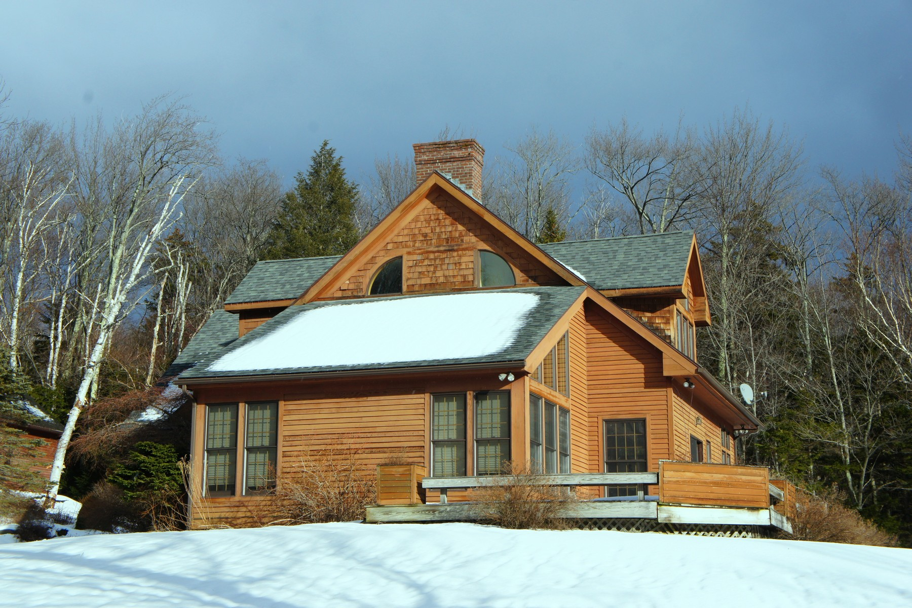 Single Family Home for Sale at Robinson Springs 46 Mill Ln Stowe, Vermont, 05672 United States